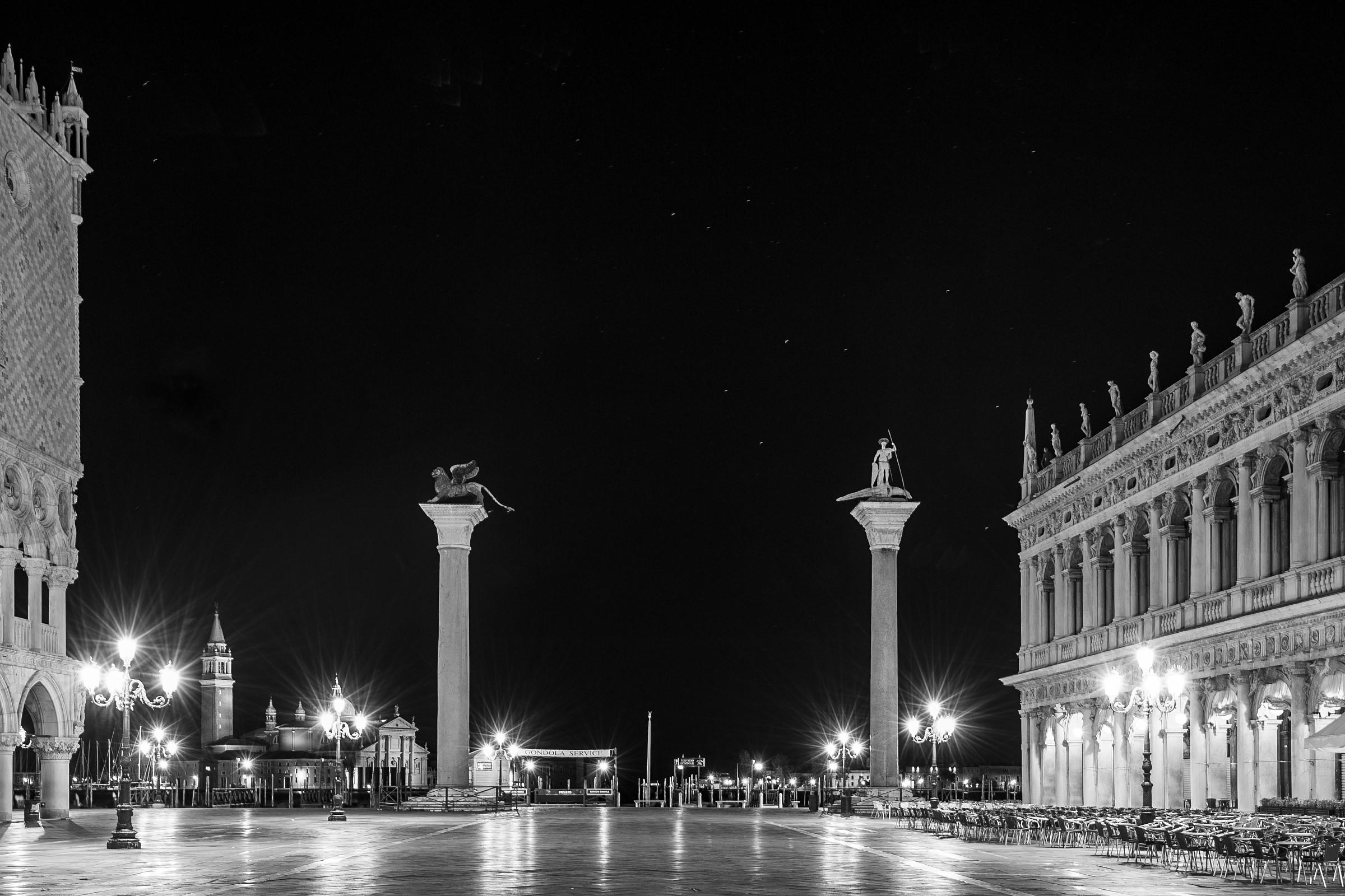 Piazza San Marco...
