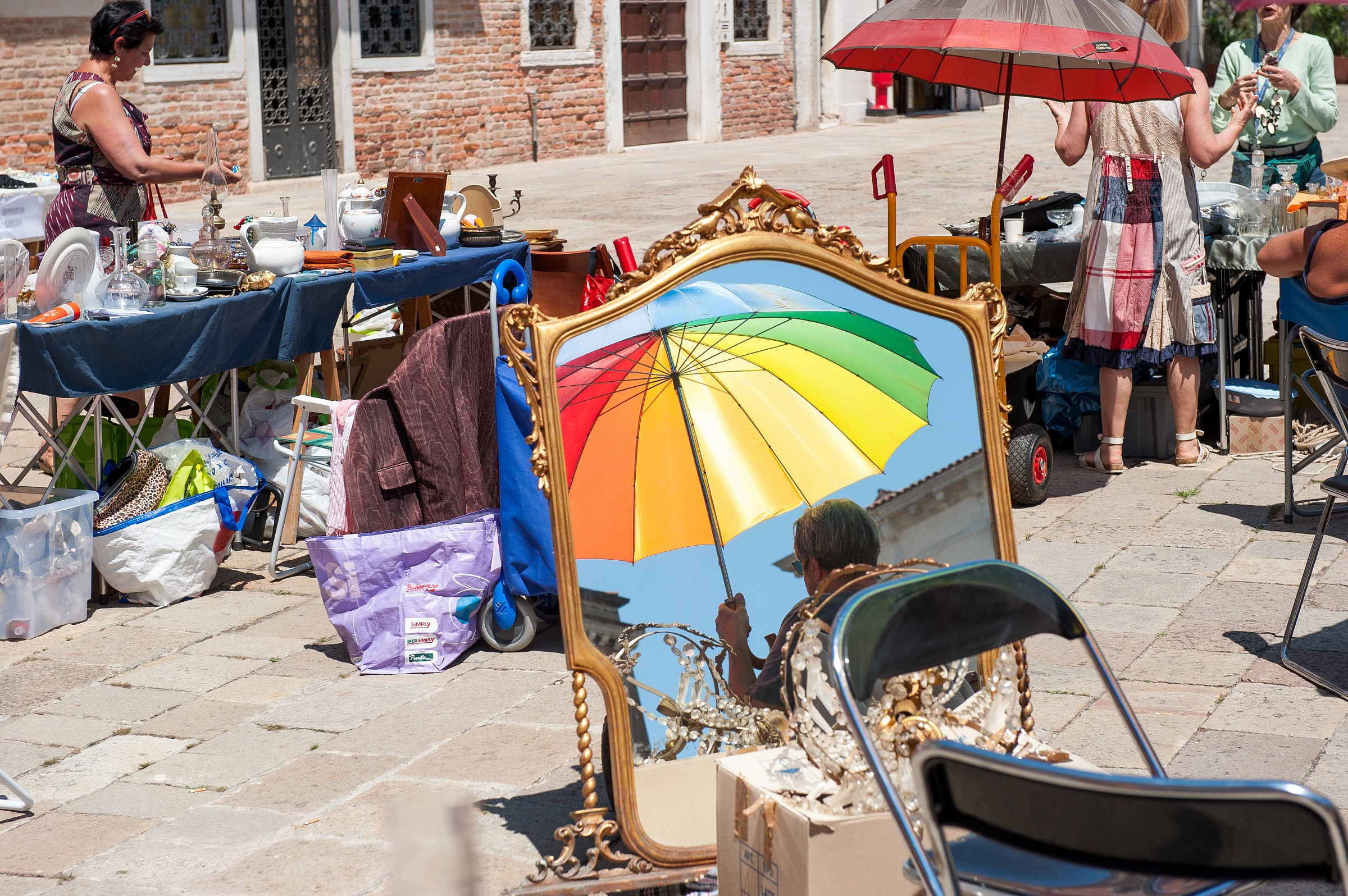 The colors of Venice...