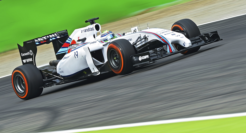 Massa wheel lift...