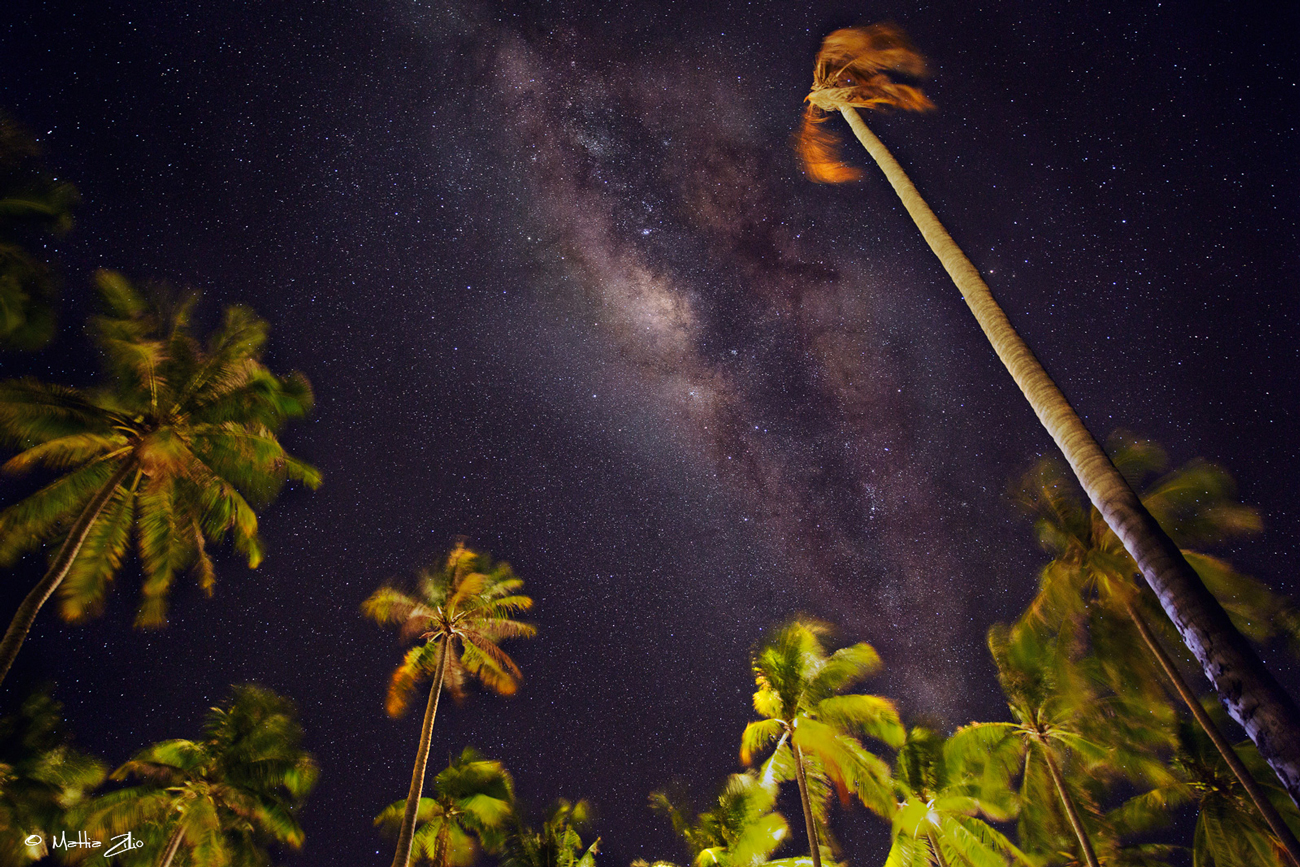 Milky Way - Indonesia...