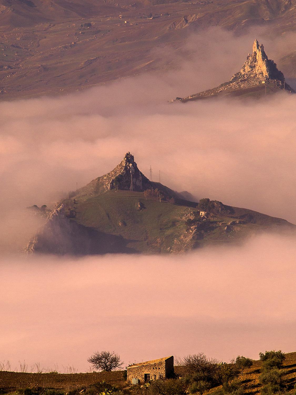 The three peaks...