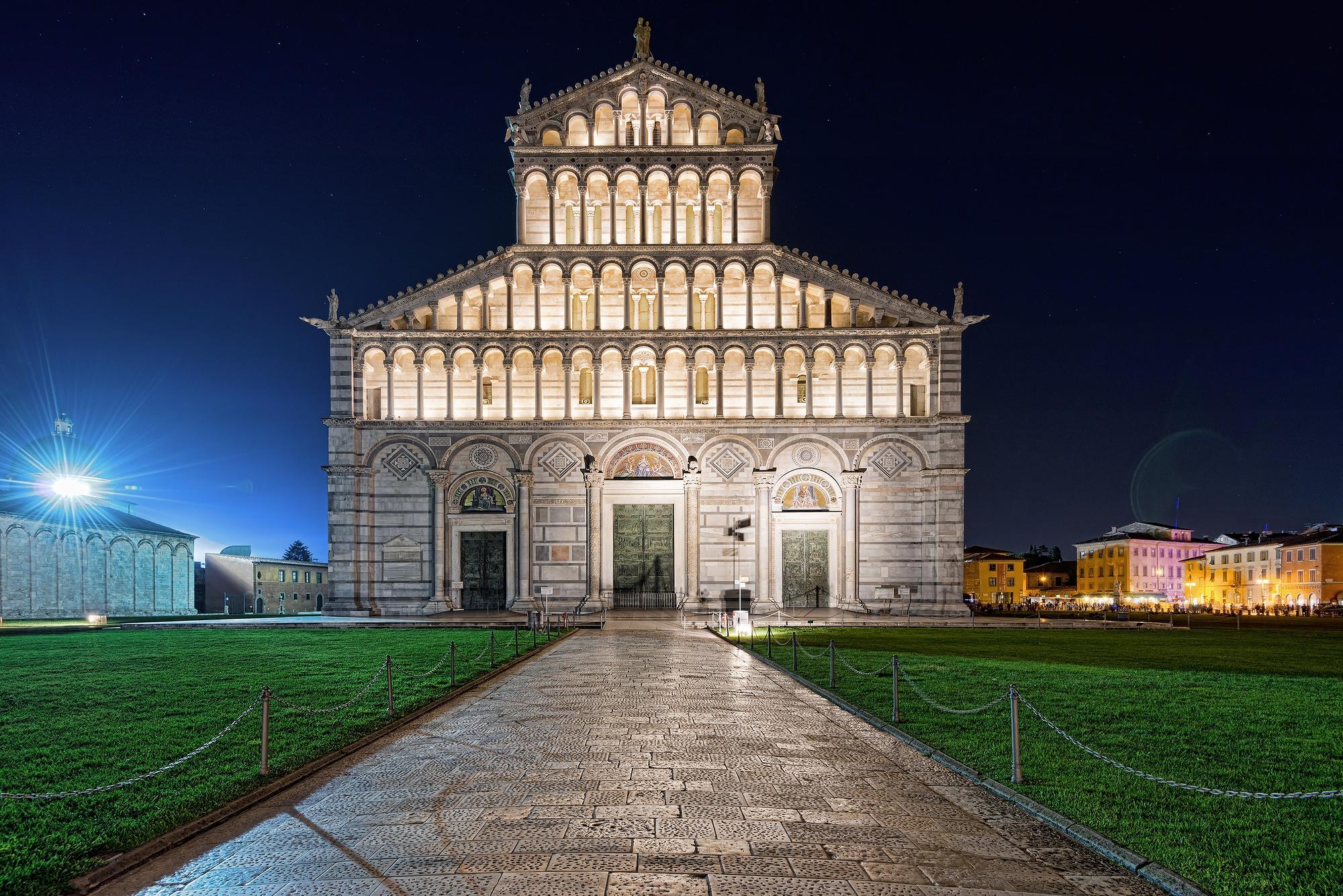 Duomo di Pisa by Night...