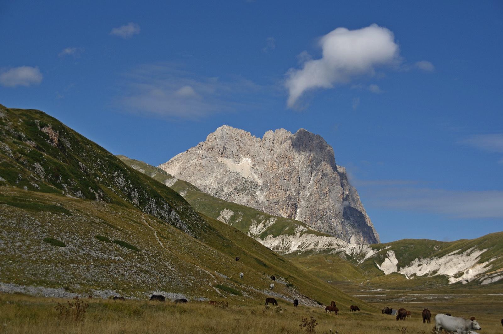 Parco Nazionale del Gran Sasso:Campo Imperatore...