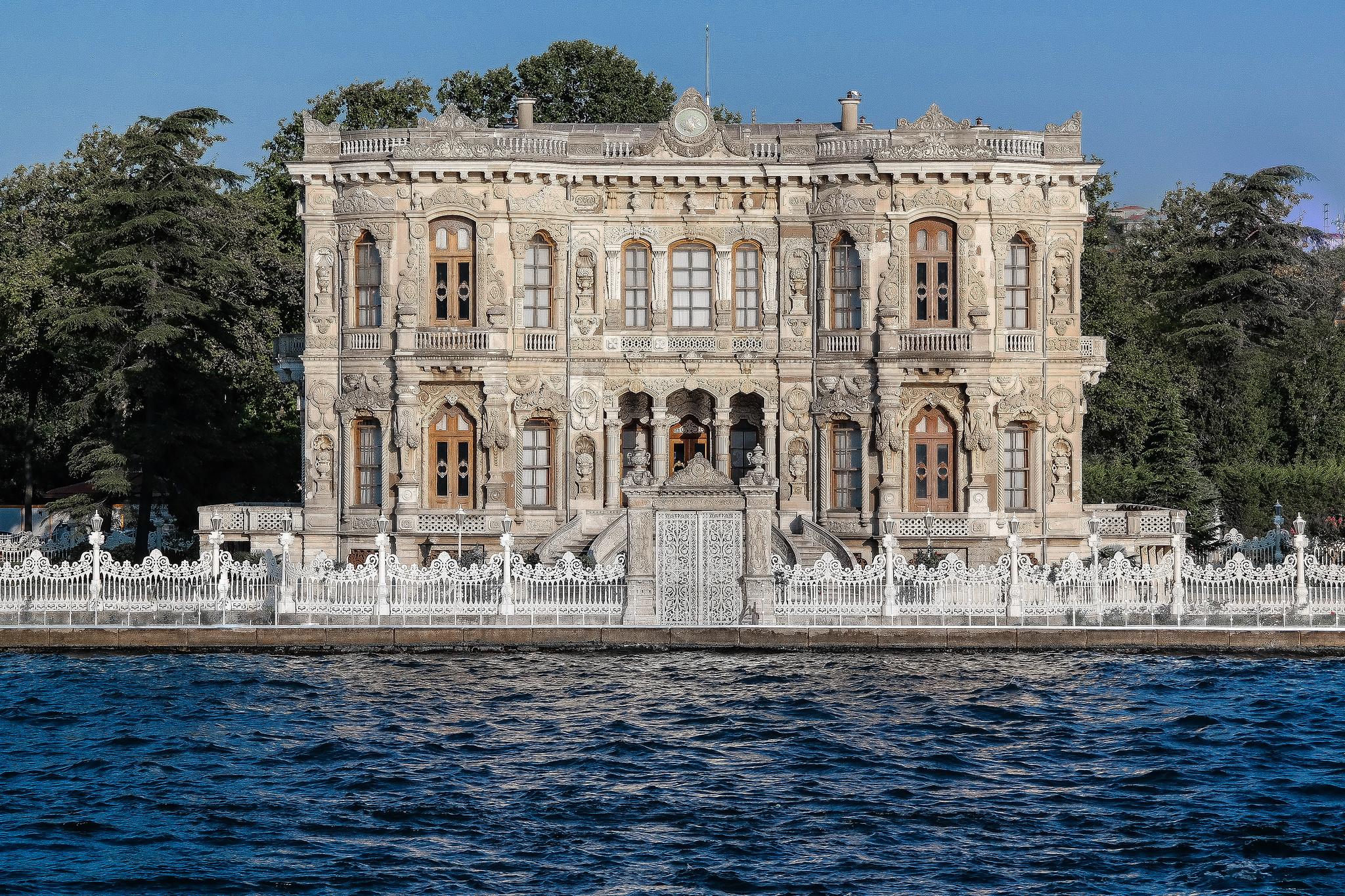 Istanbul - Palazzo sul Bosforo...