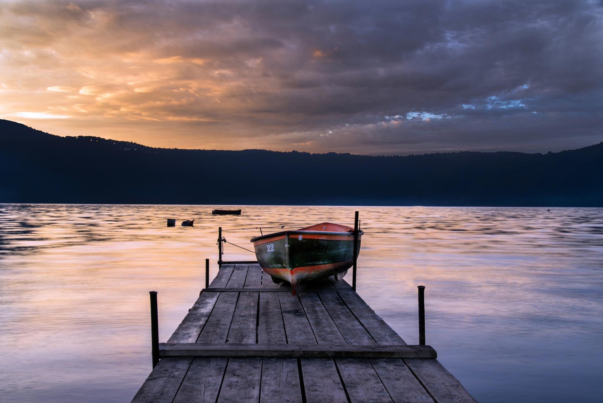 Sunrise at the Lake...