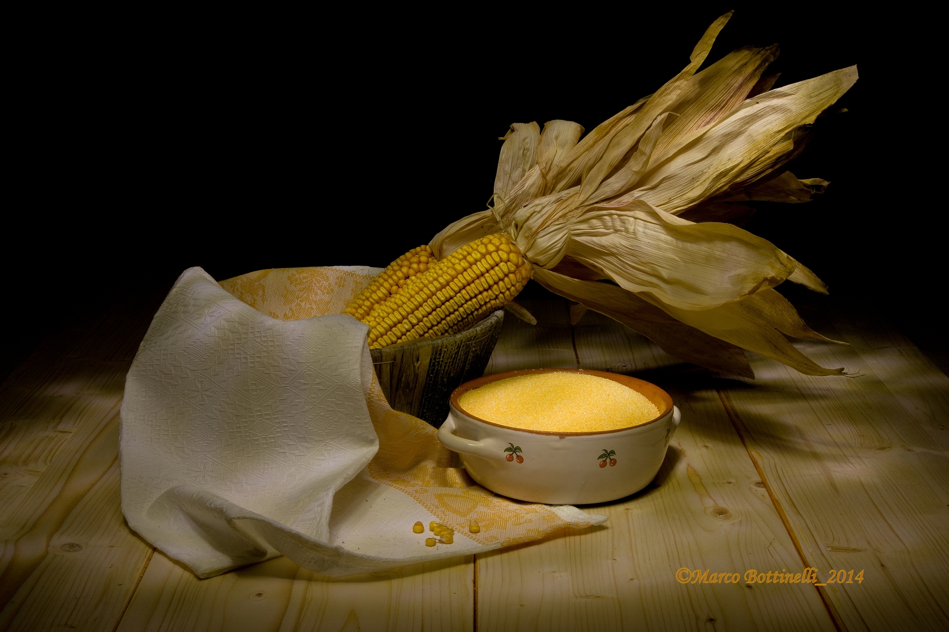 The End of Corn .........
