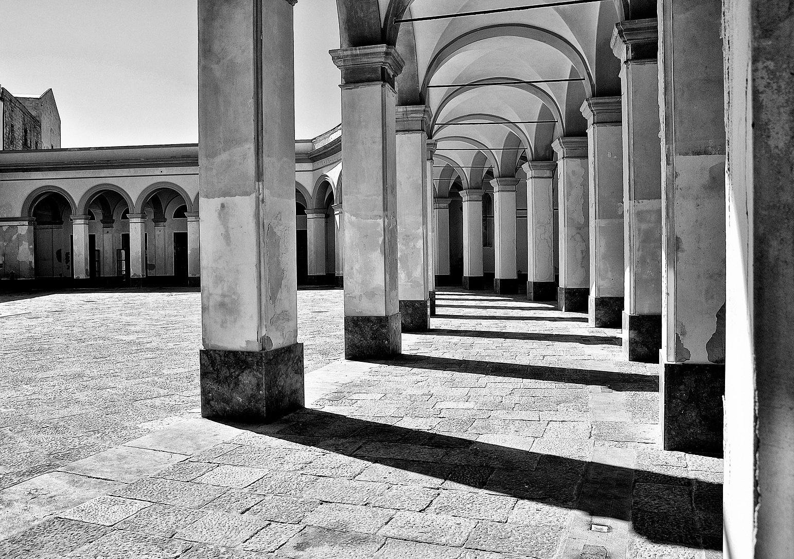 Porch in Trapani...