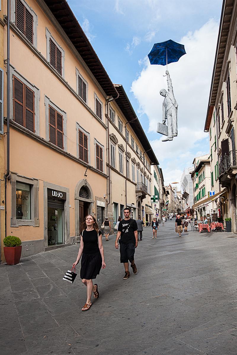 Arezzo...