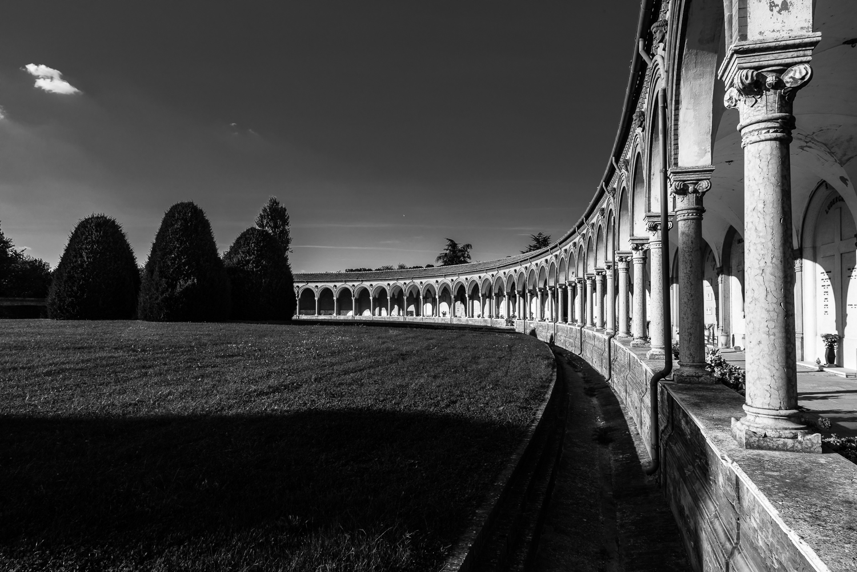 The Certosa di Ferrara - Monumental Cemetery...