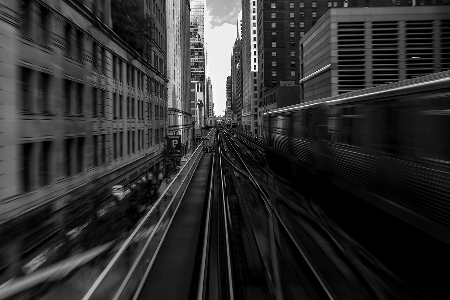 on the L...