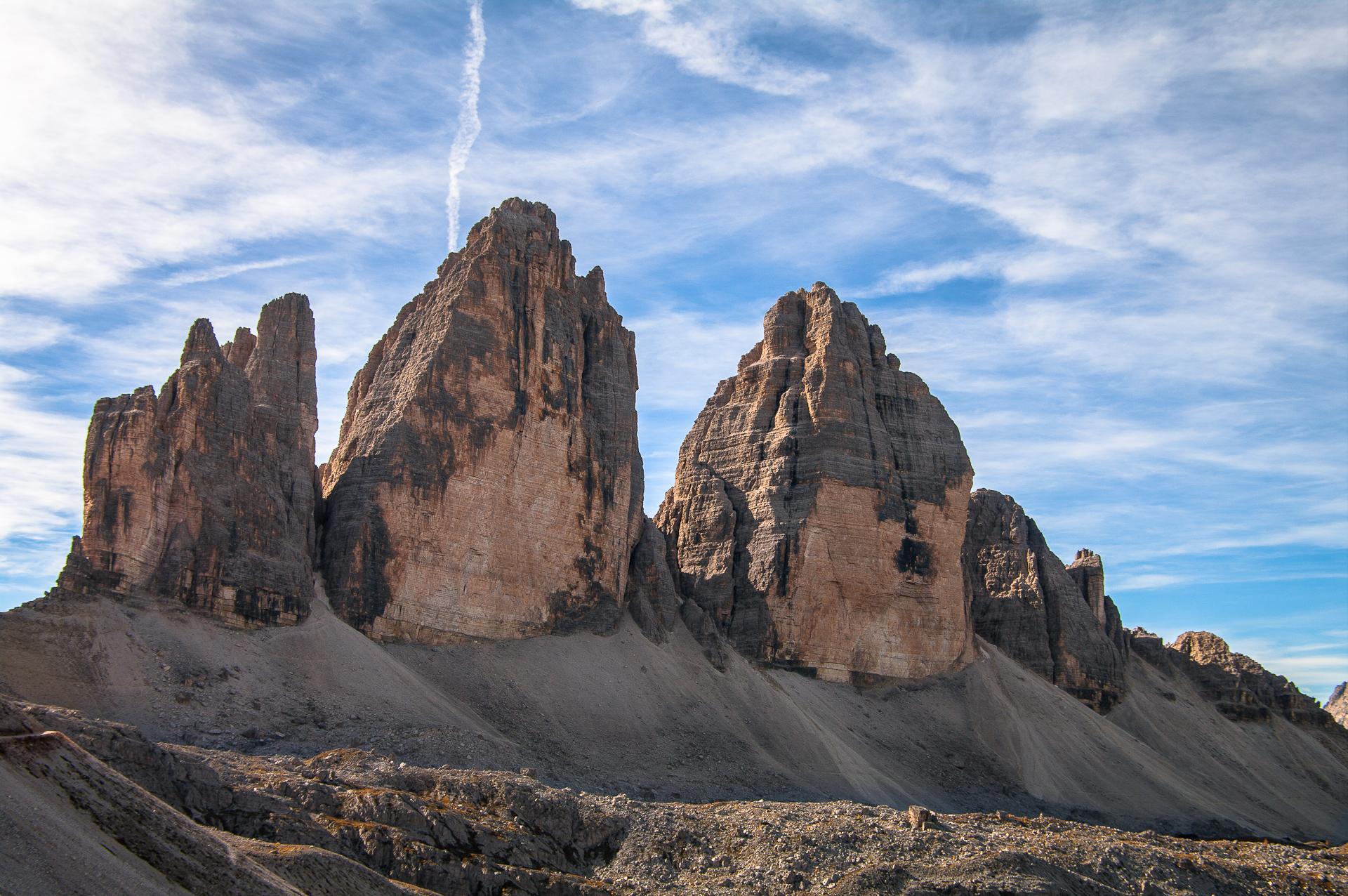 Classic Three Peaks...
