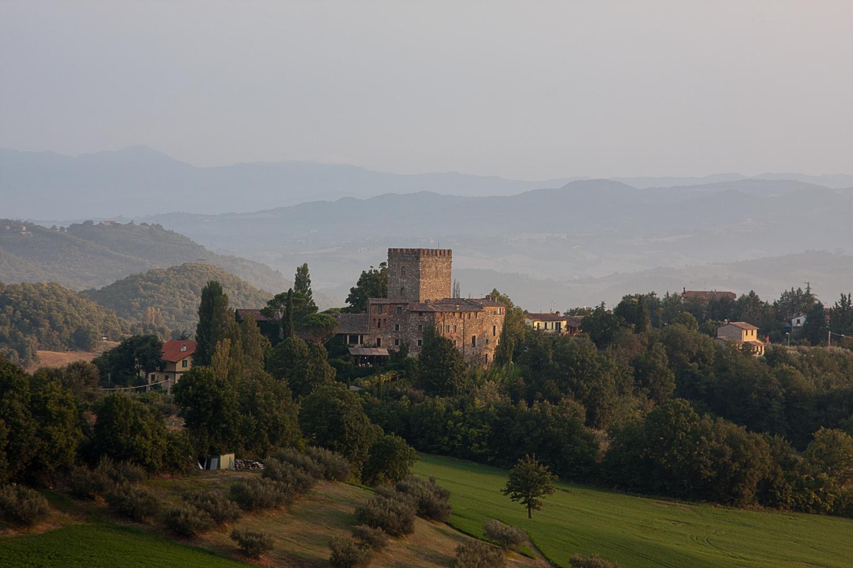 Castello di Polgeto-Umbertide...