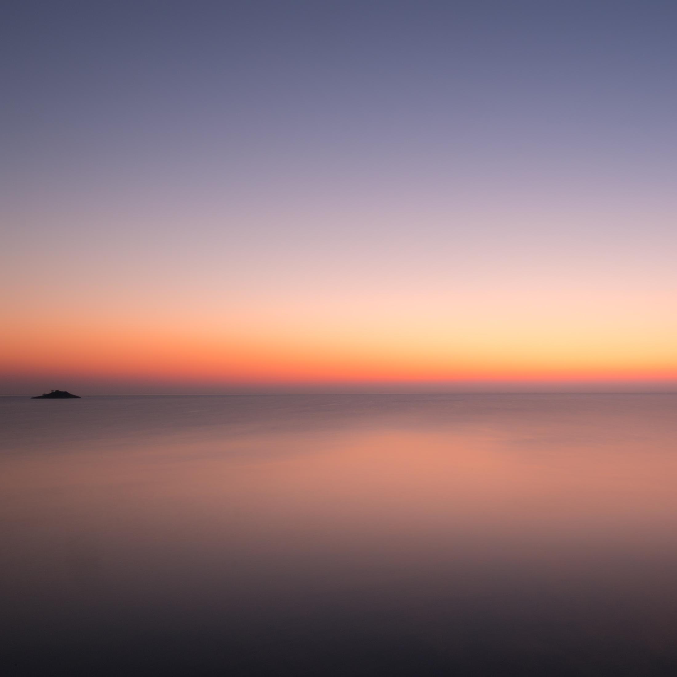 Sunset in Rovinj...