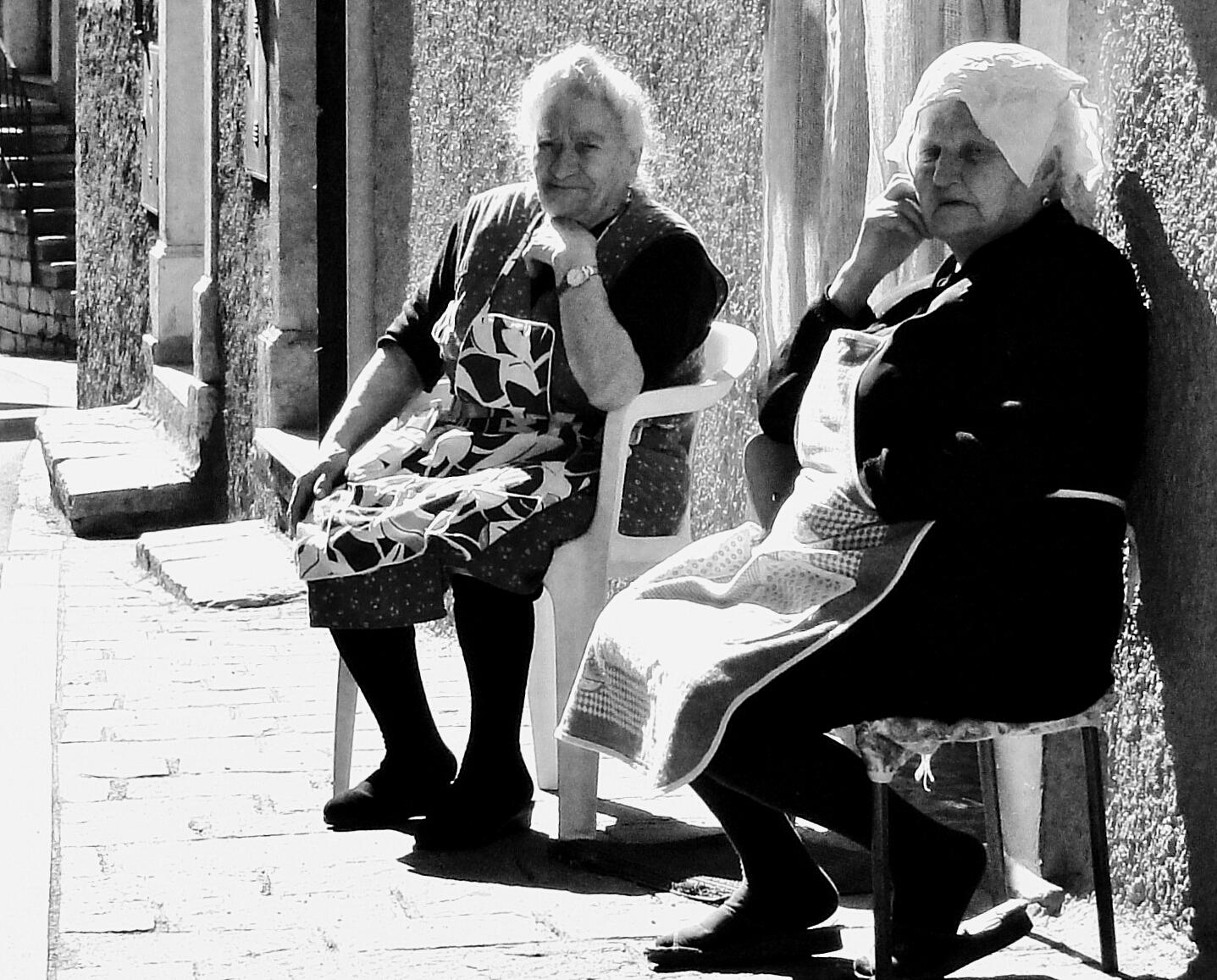 The Gossips...