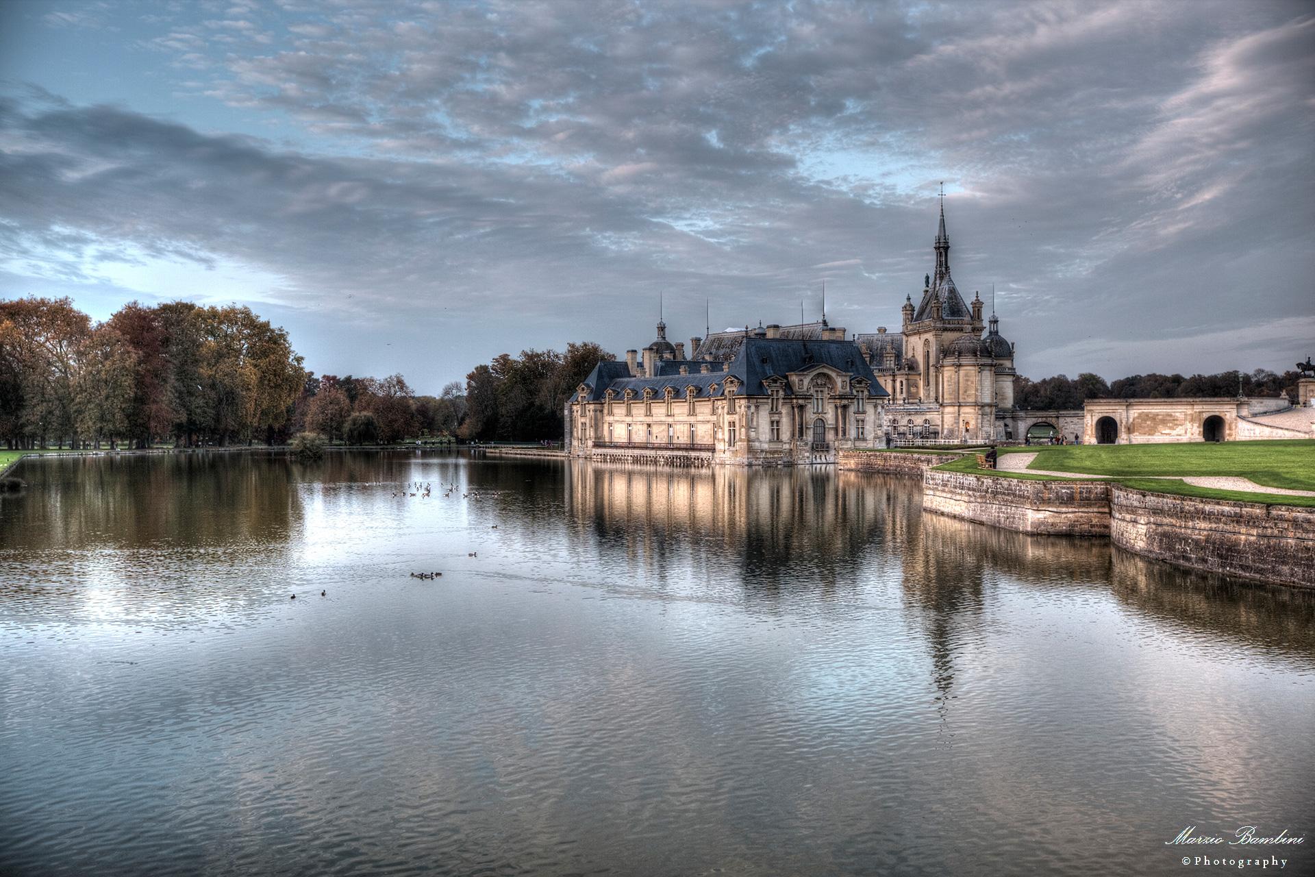 Chantilly, Chateau...