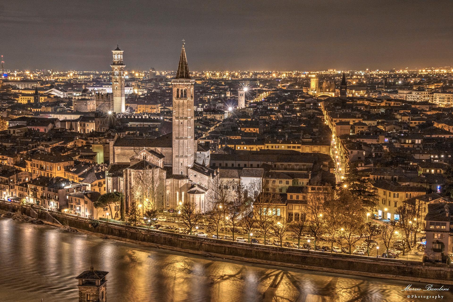 Magic Verona...