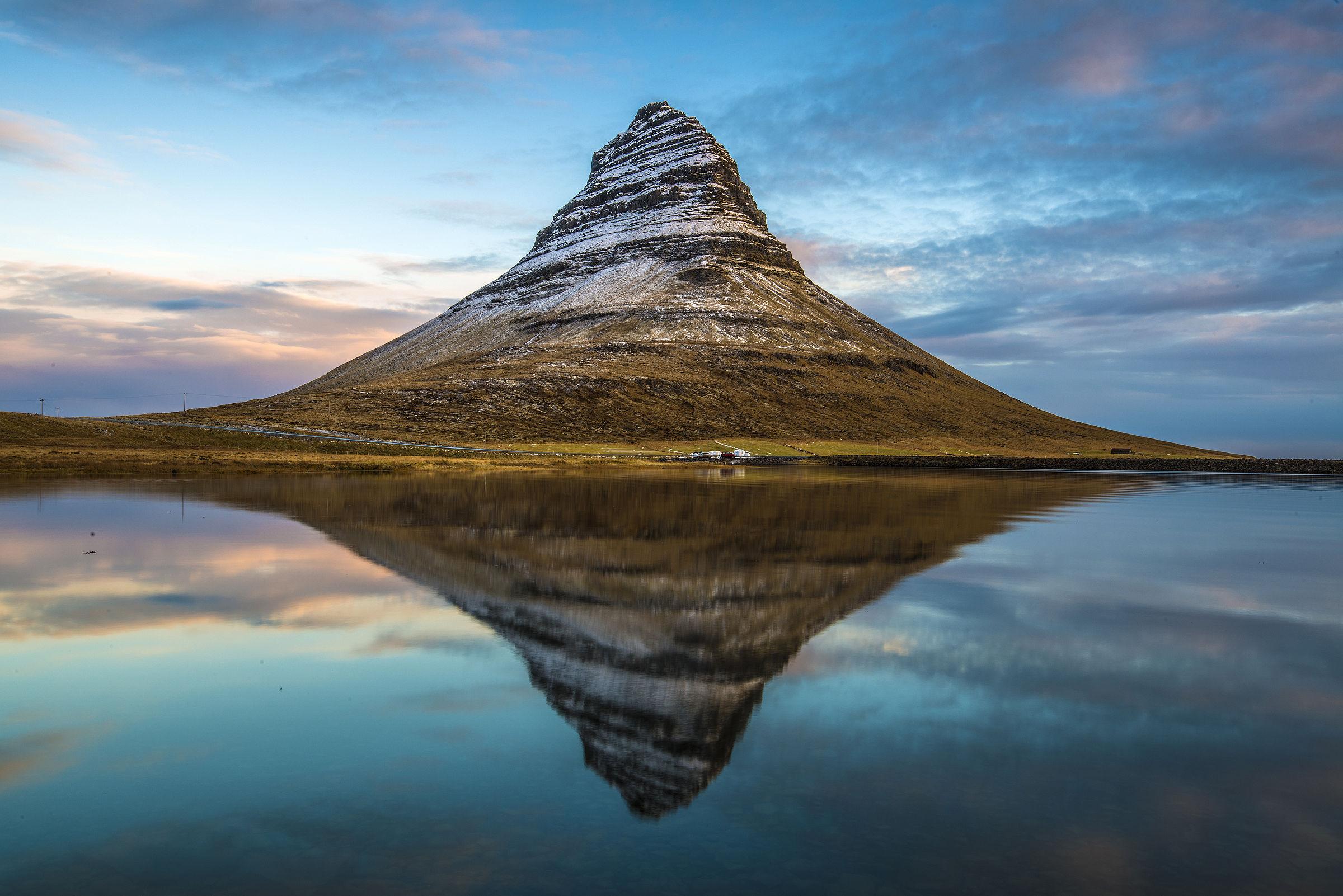 Sunset Icelandic...