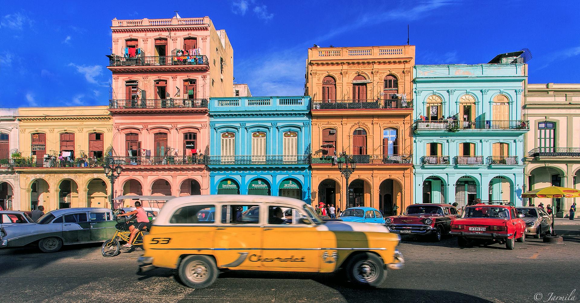 Havana, an outdoor museum...