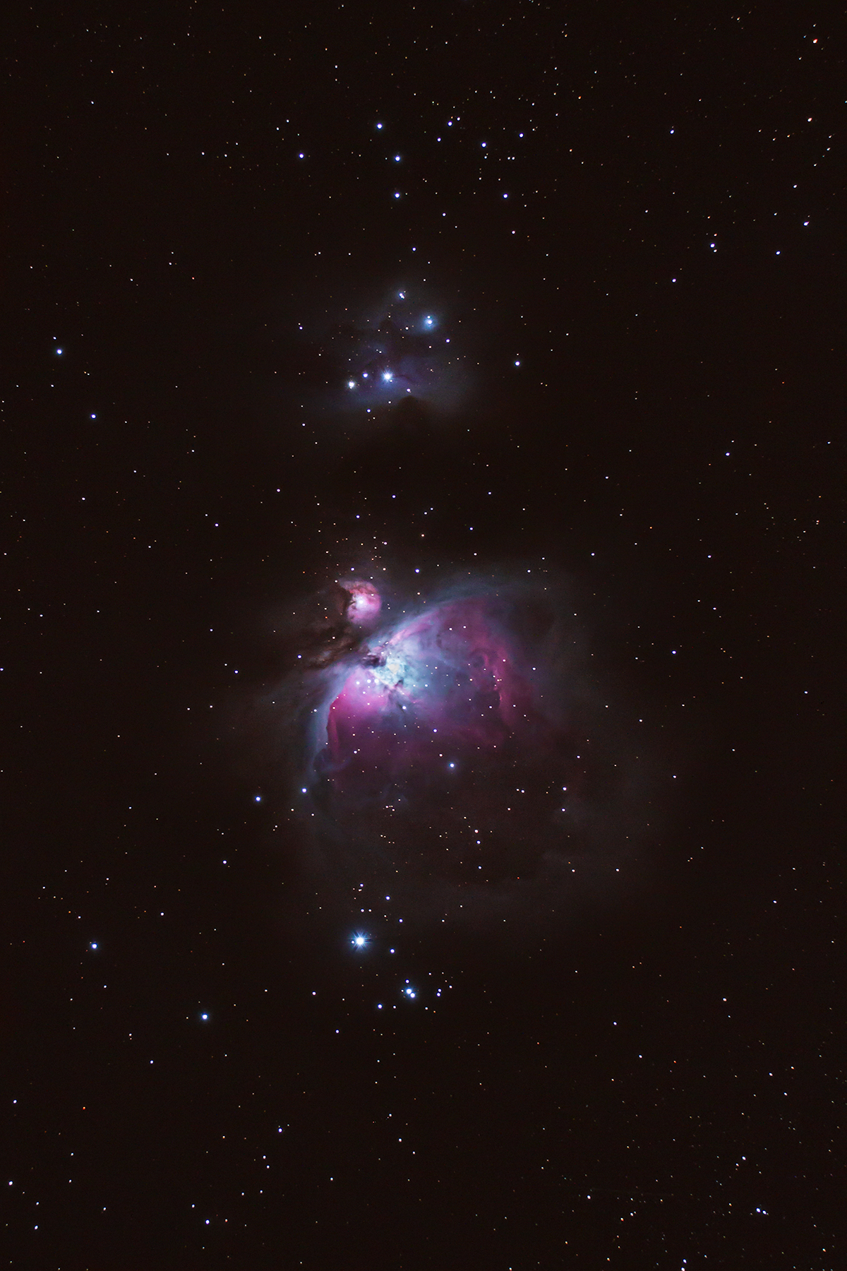 M42 Orion Nebula...
