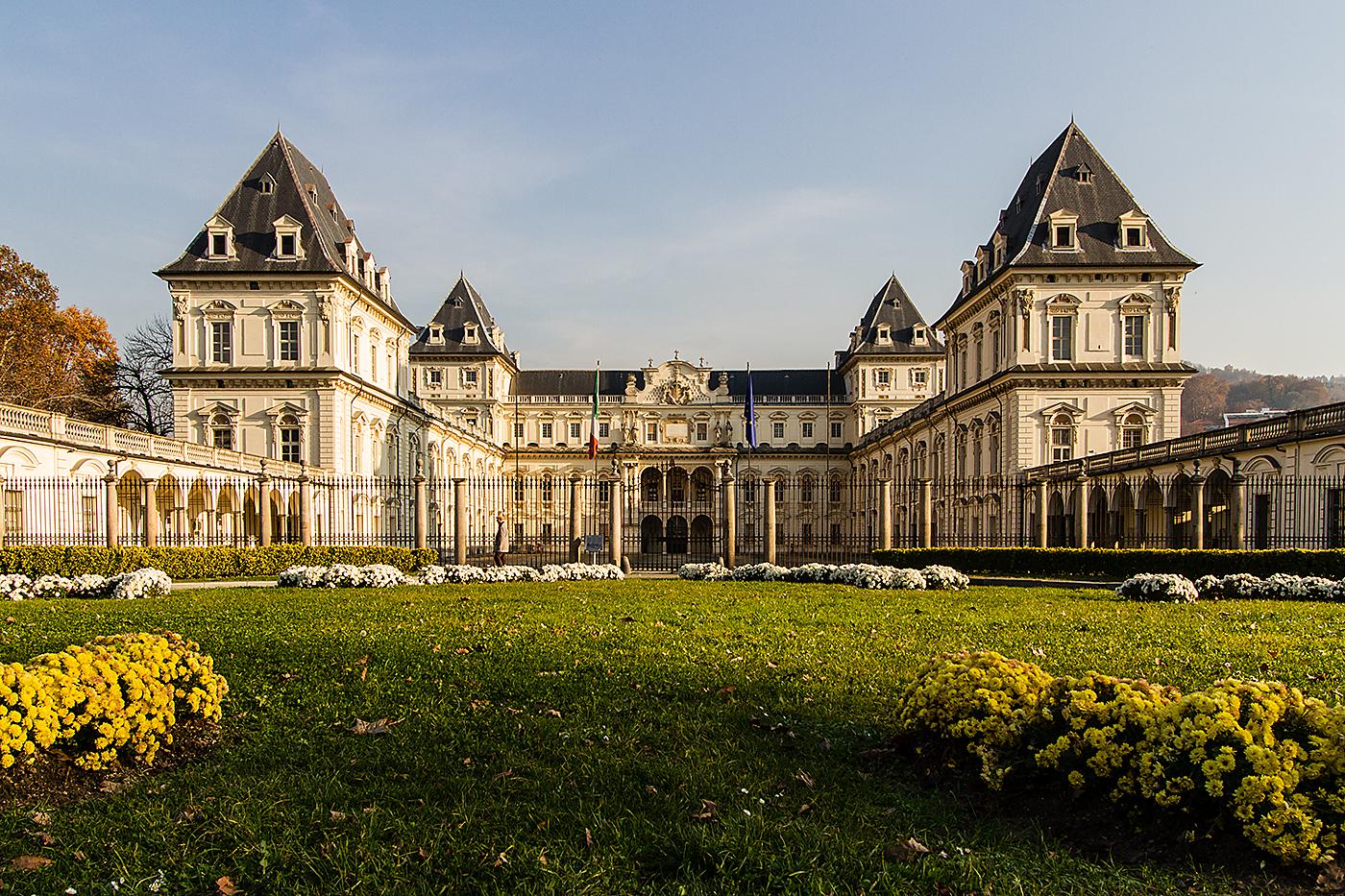 Turin - Valentino Castle...