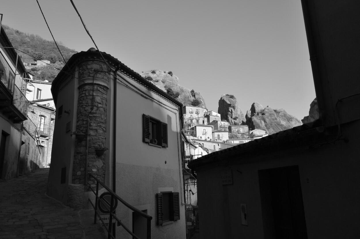 castelmezzano...