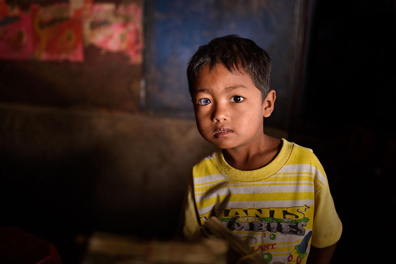 Blue Eye, Cambodia...