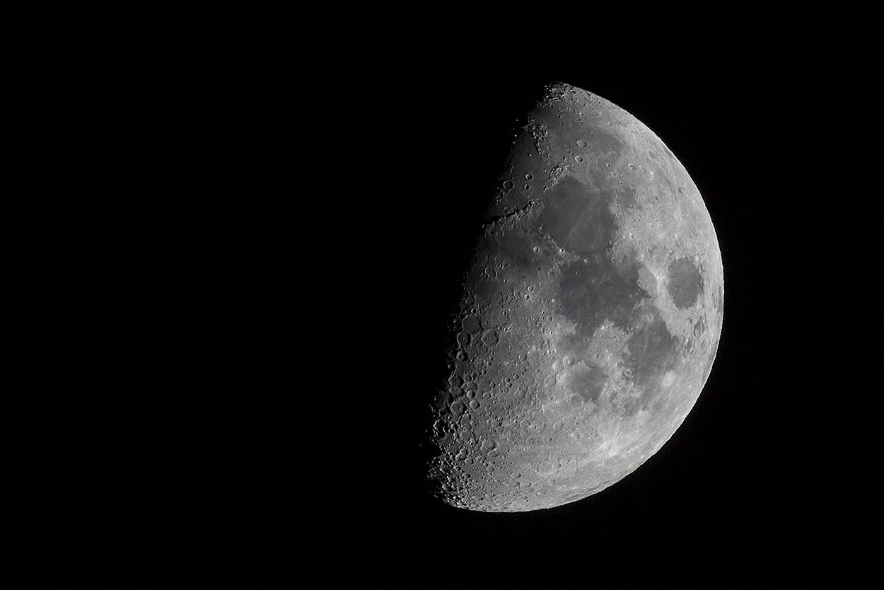 mezza luna.. e poco più...