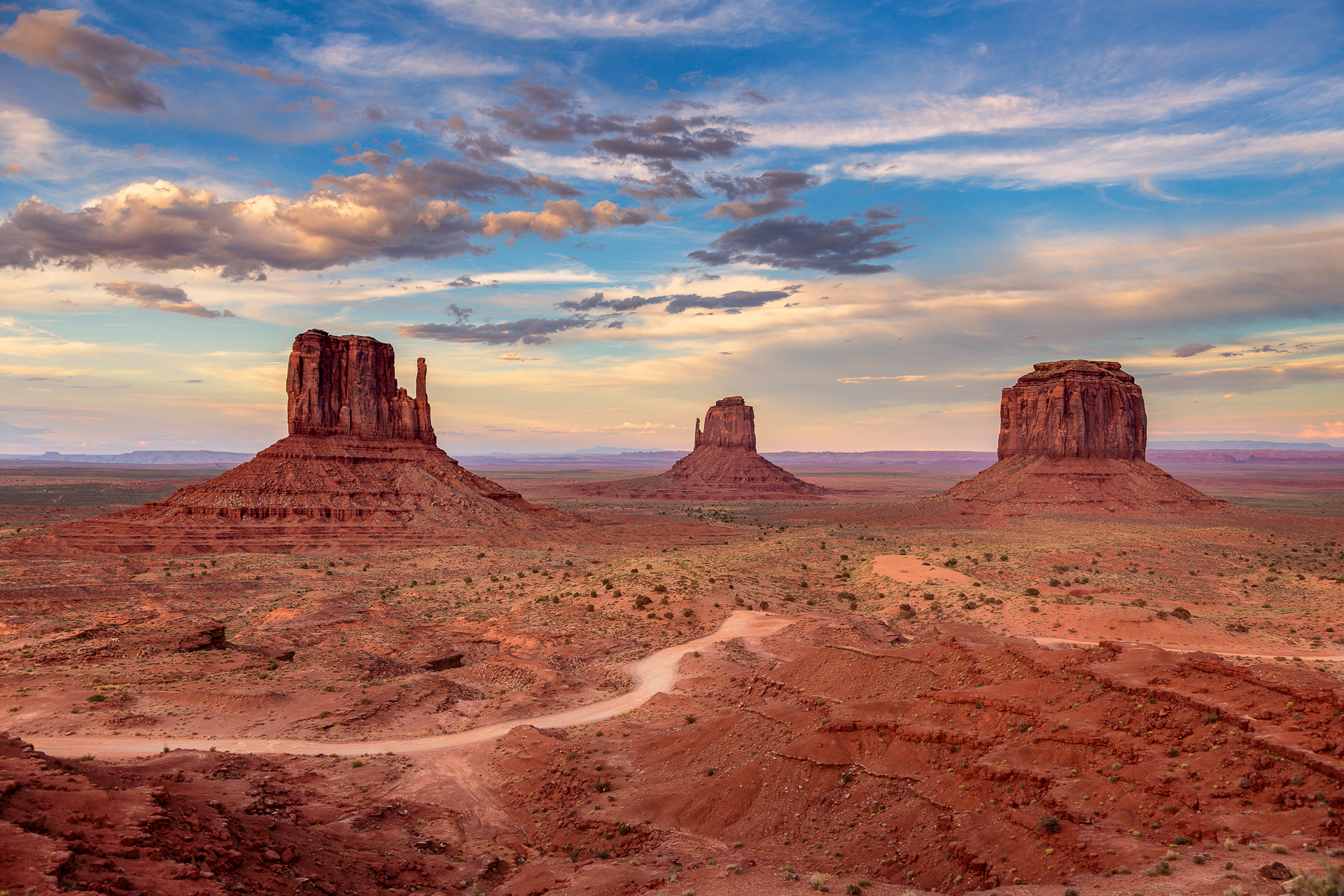 Monument Valley...