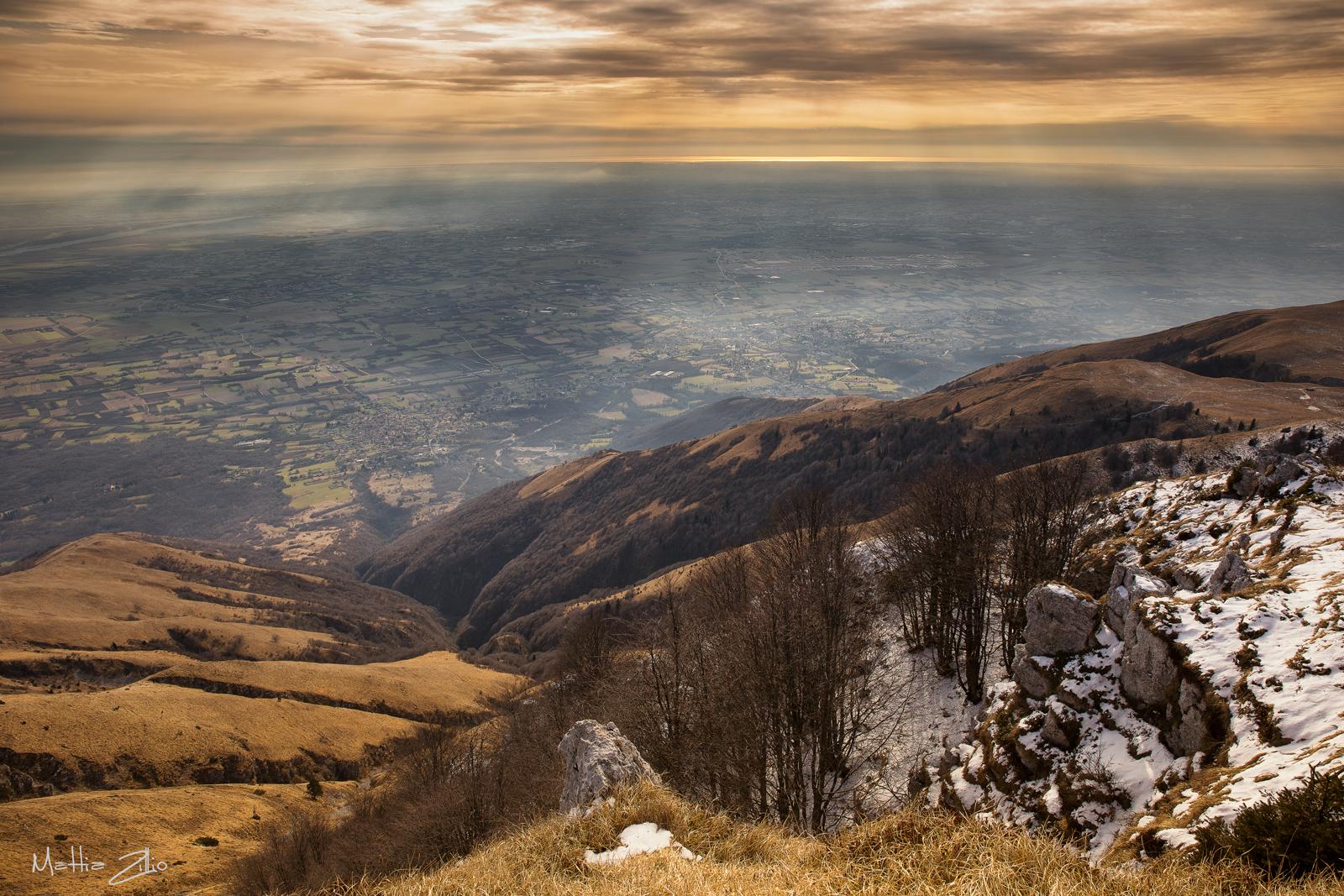 Panorama from Piancavallo...