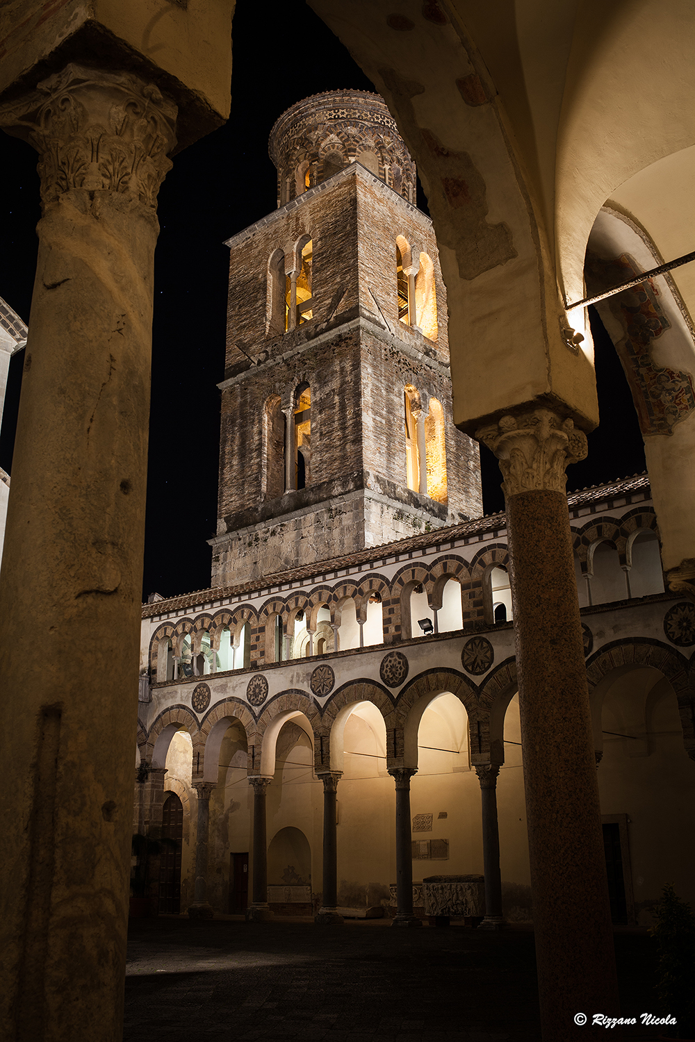 Cathedral of Salerno...
