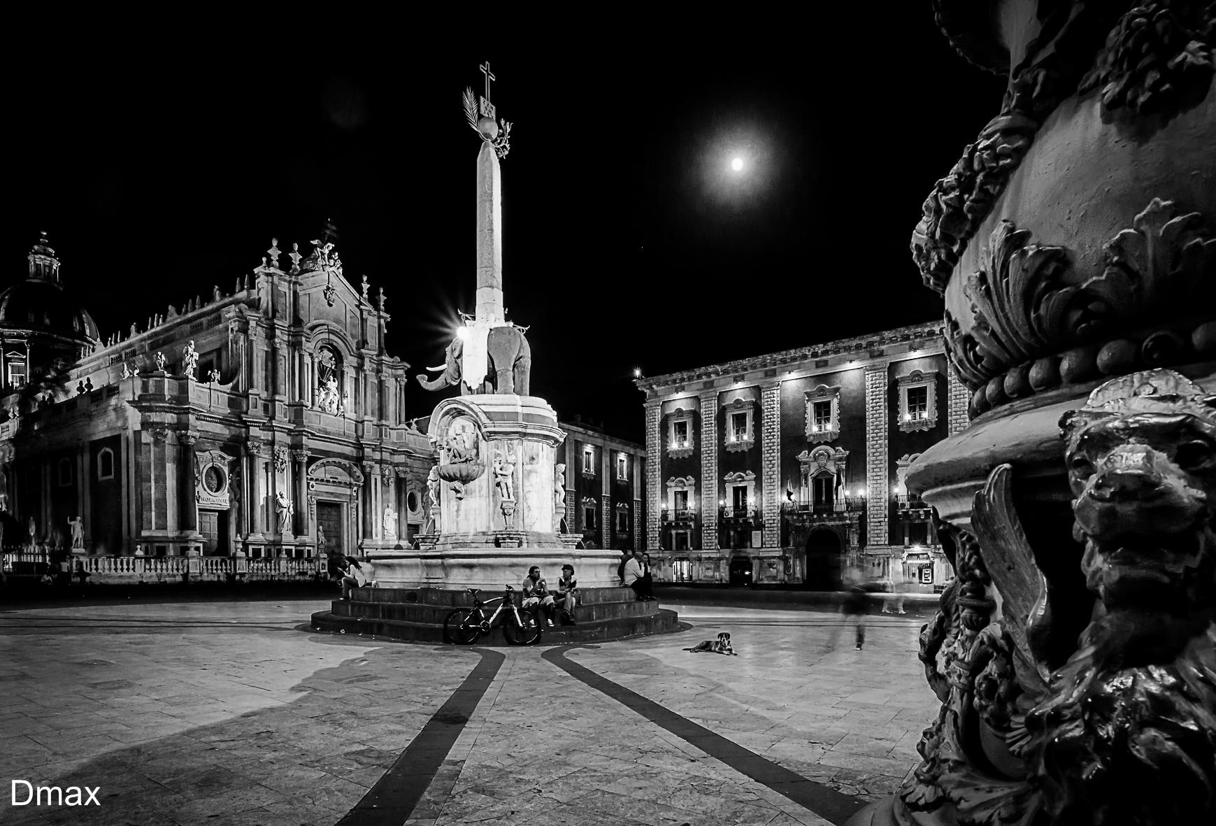 IL Duomo e La Luna...