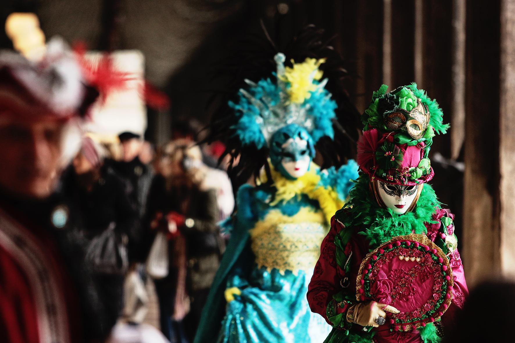 Carnevale Venezia 2015...