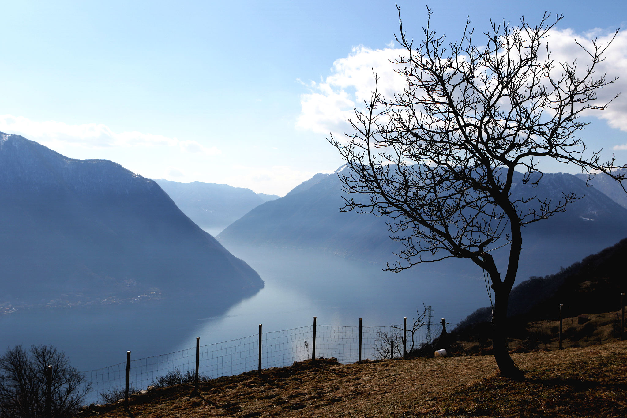 Fjord in Lombardy 3...