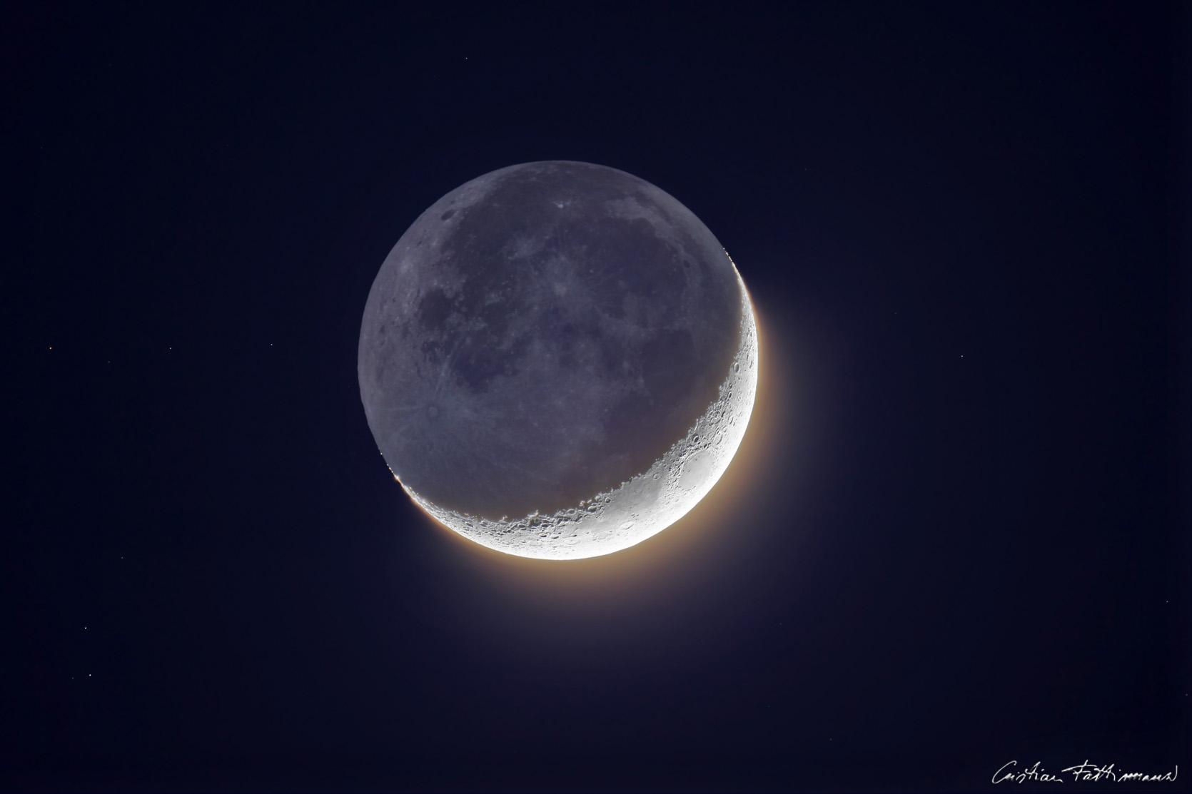 Luna Cinerea...