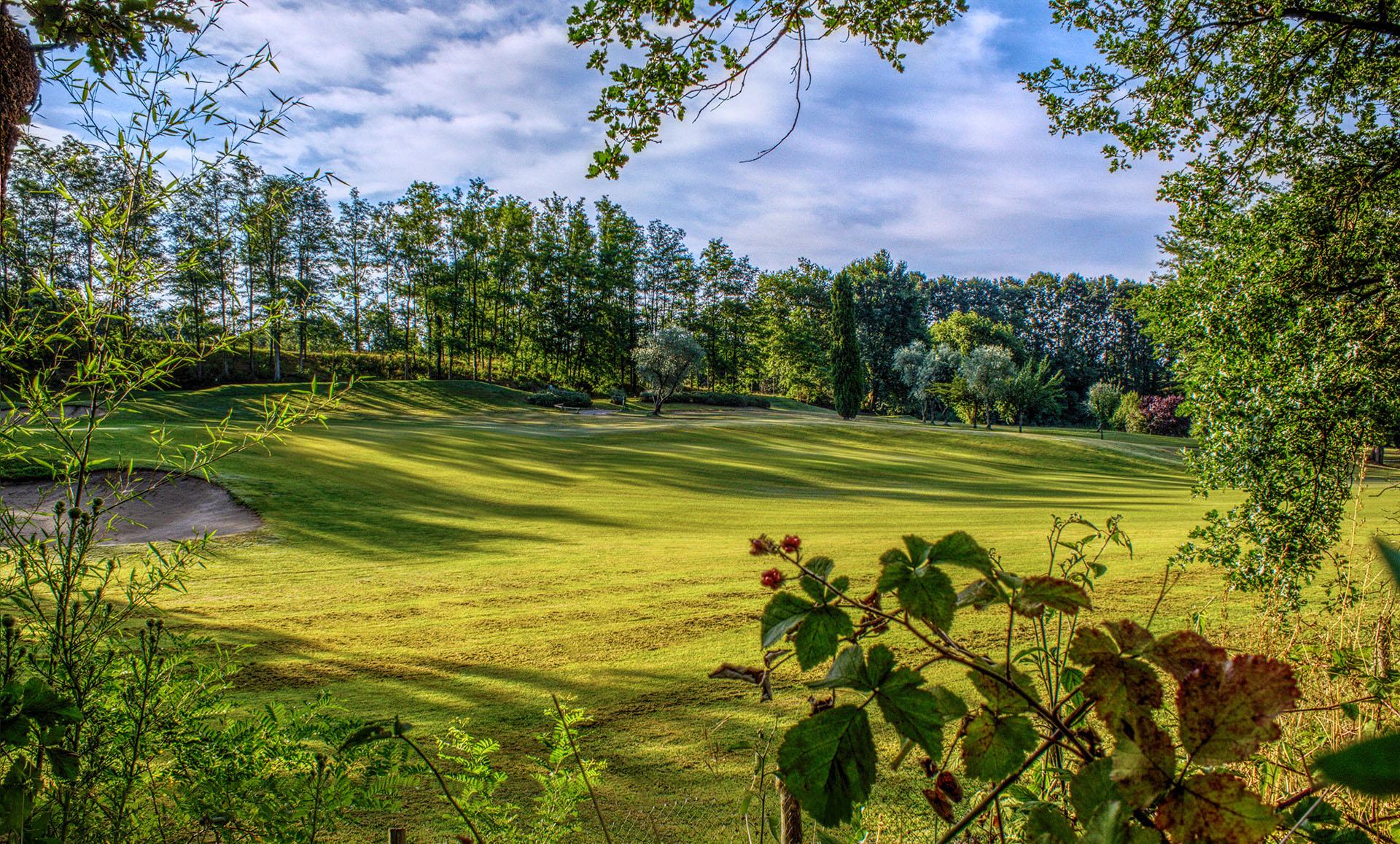 Golf Course...