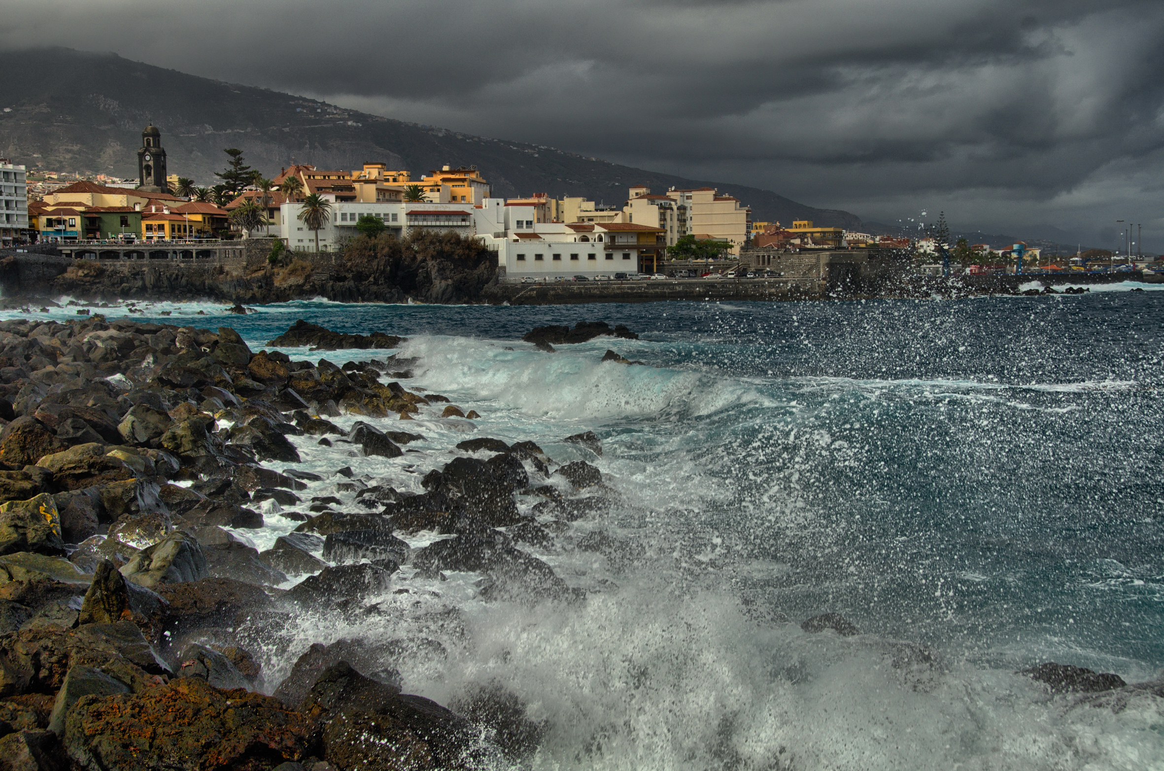 Puerto de la Cruz- Tenerife...