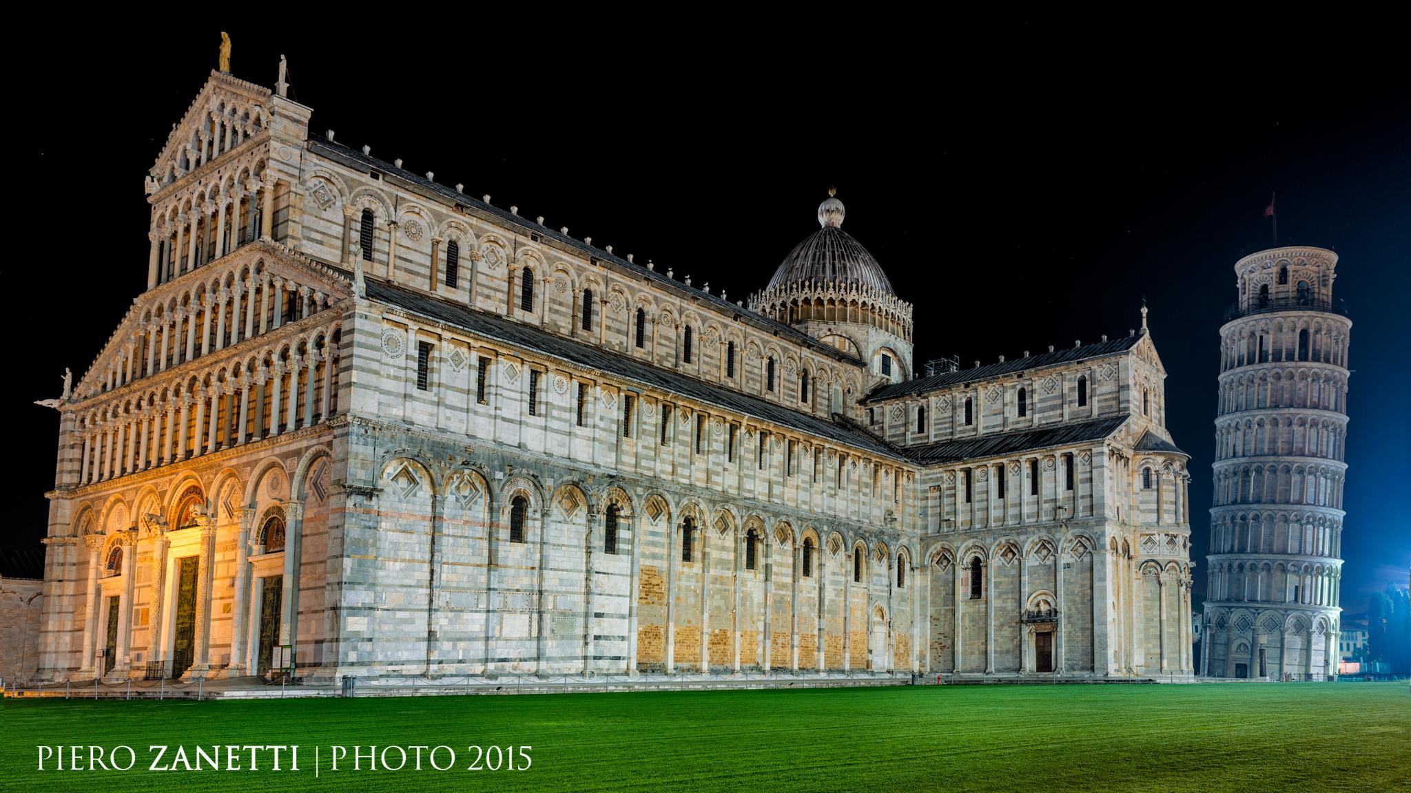 Piazza dei Miracoli - Pisa...