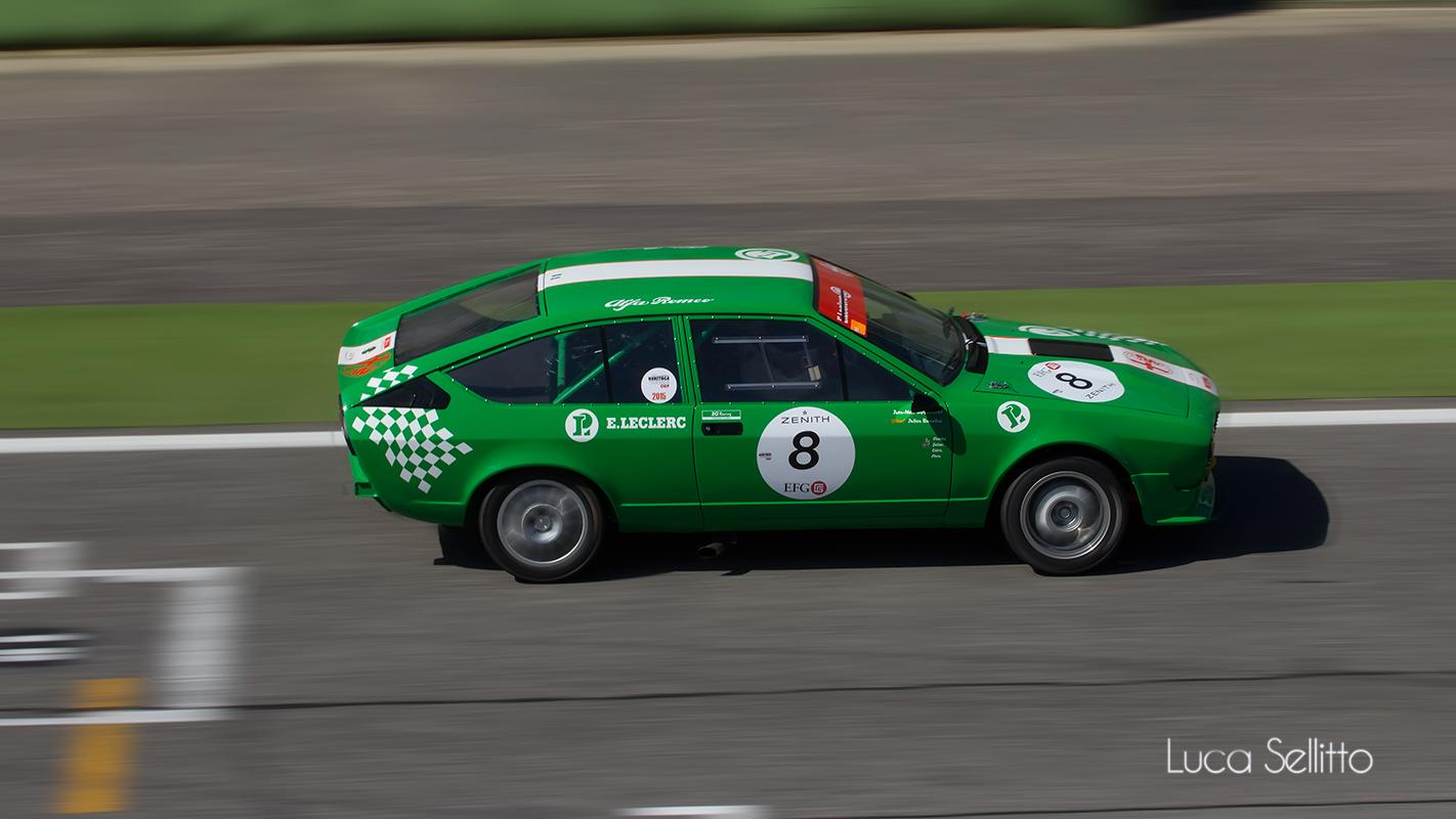 Alfa Romeo gtv6...