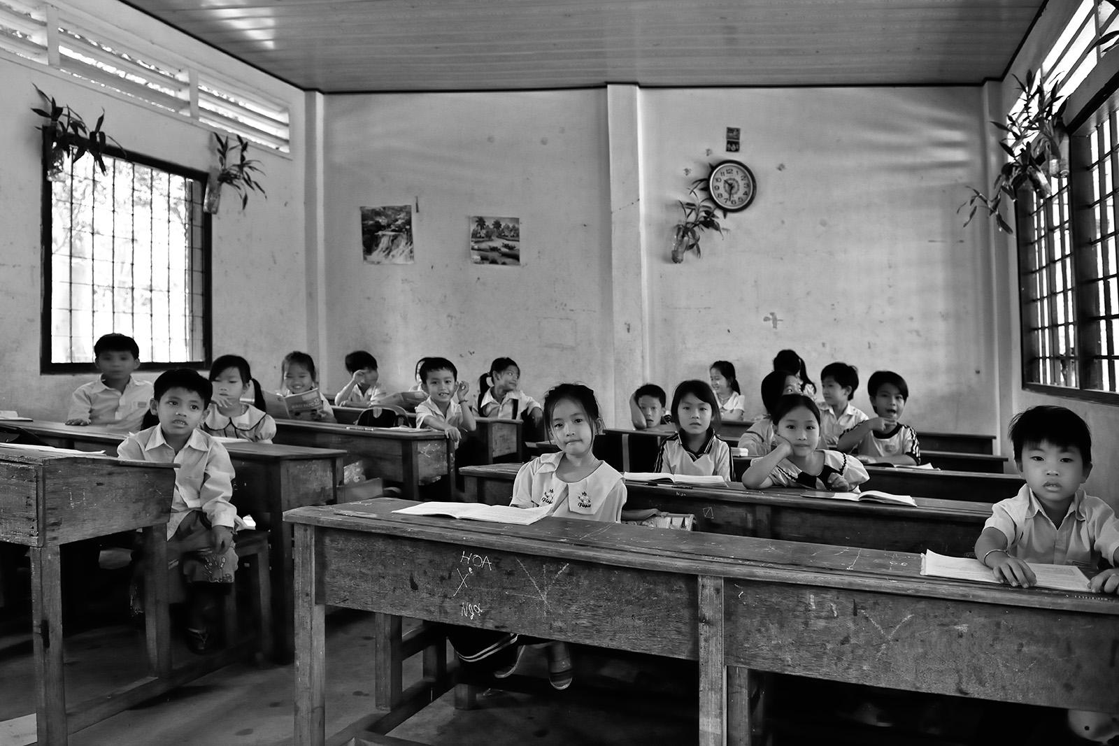 Vietnam School...