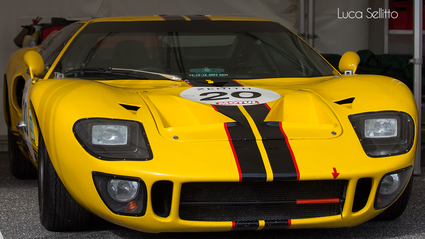 Ford GT 40...