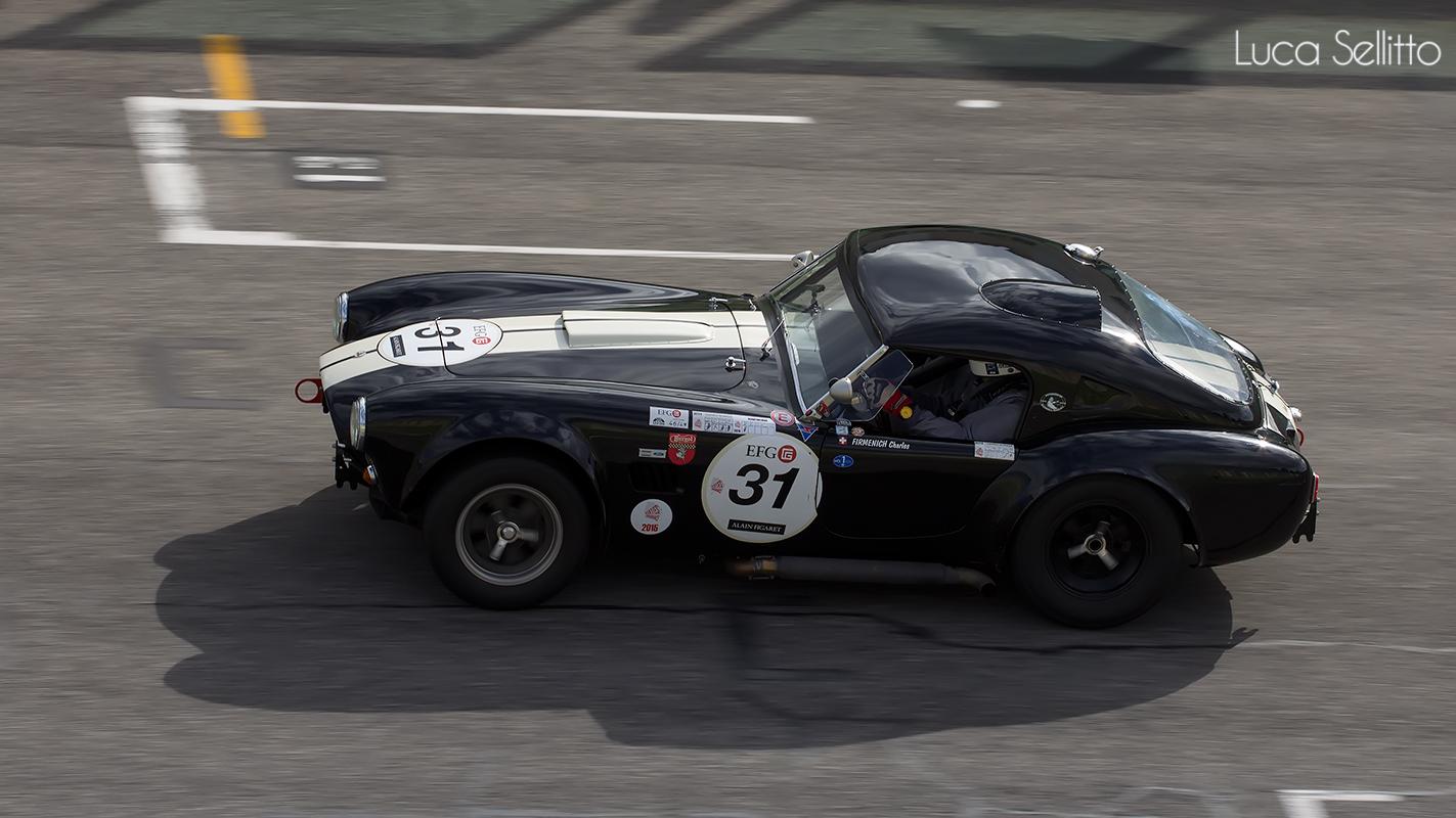 Shelby Cobra 289...