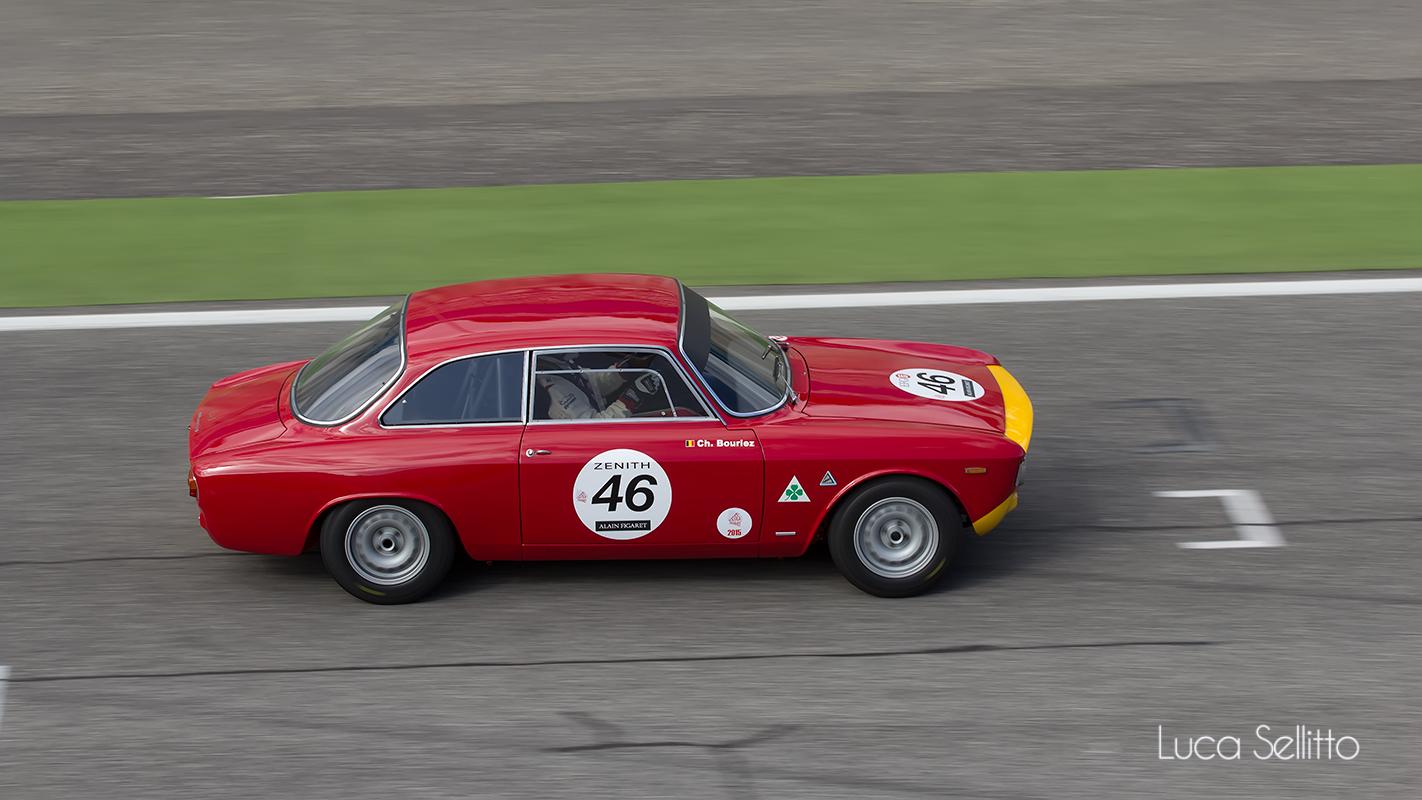 Alfa Romeo 1600 GTA...