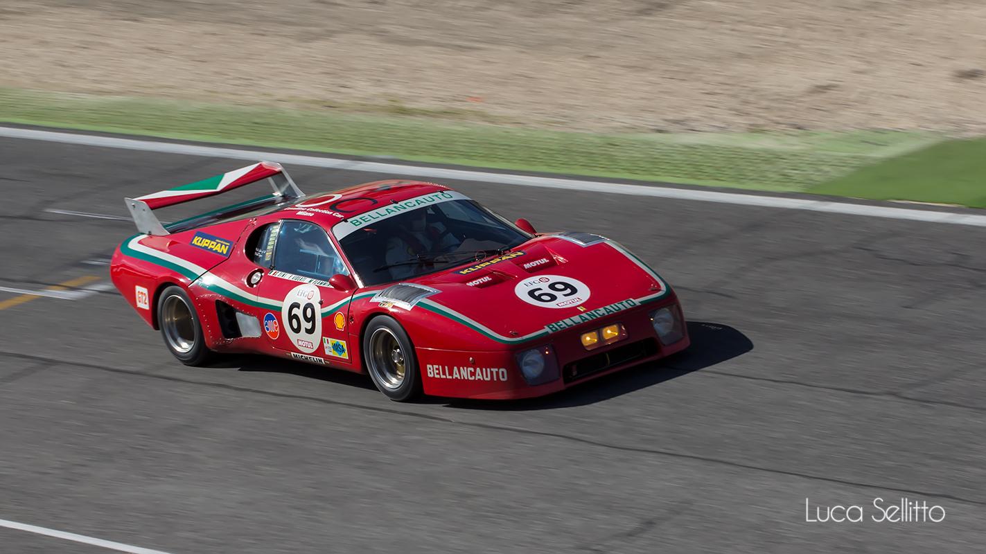 Ferrari 512 BB LM...