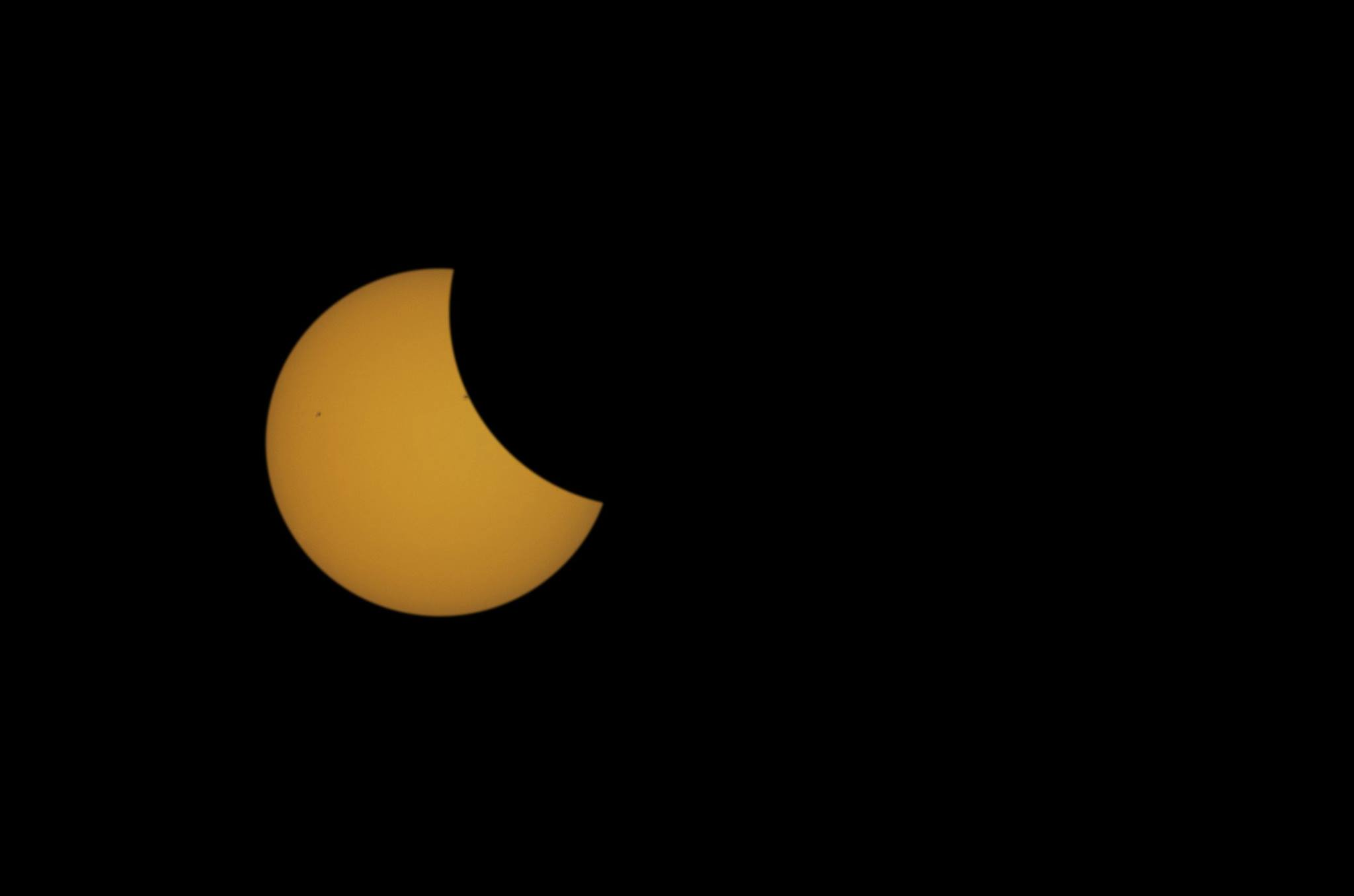 Solar Eclipse 03/20/2015...