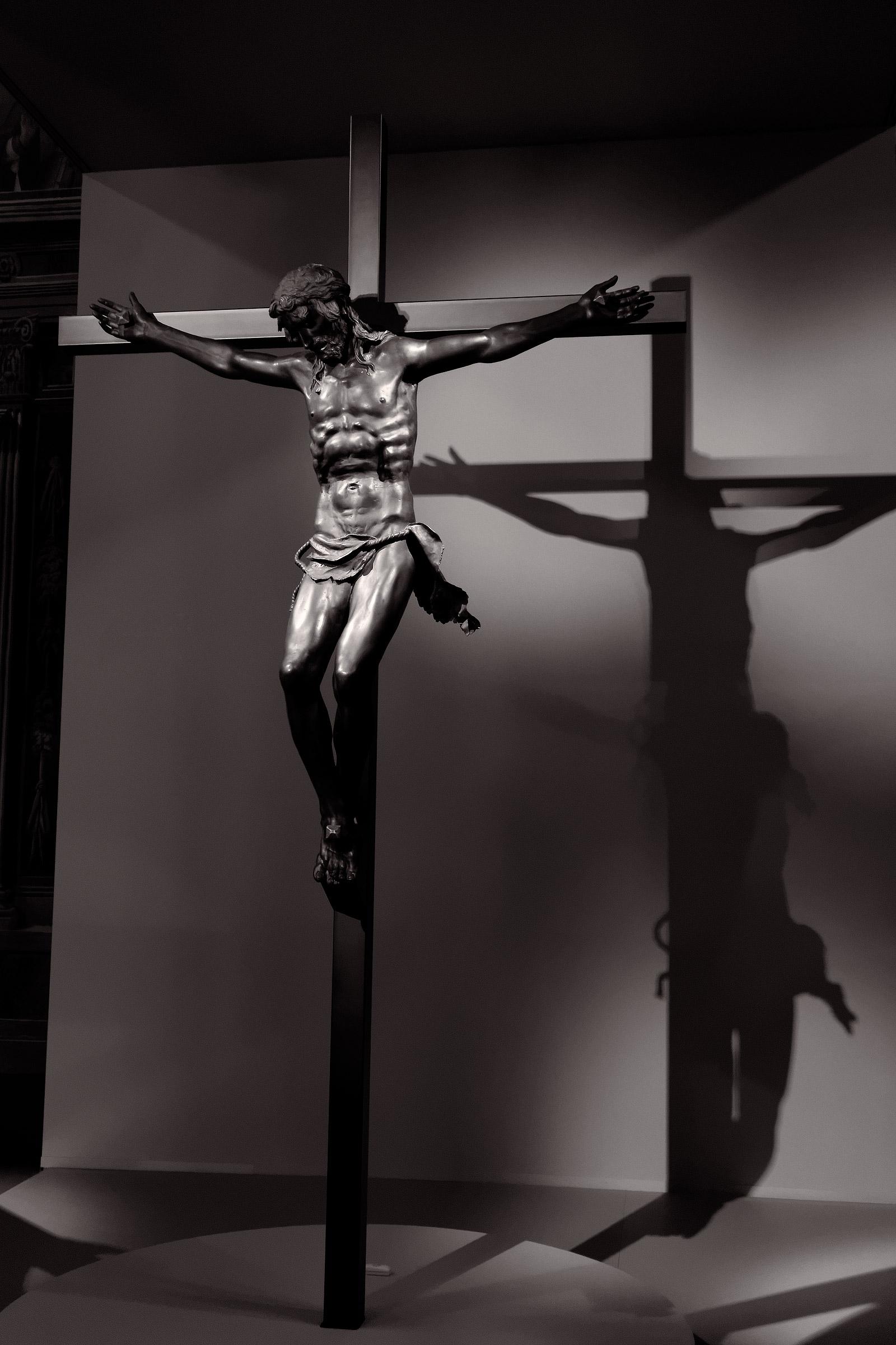 Crucifix of Donatello...