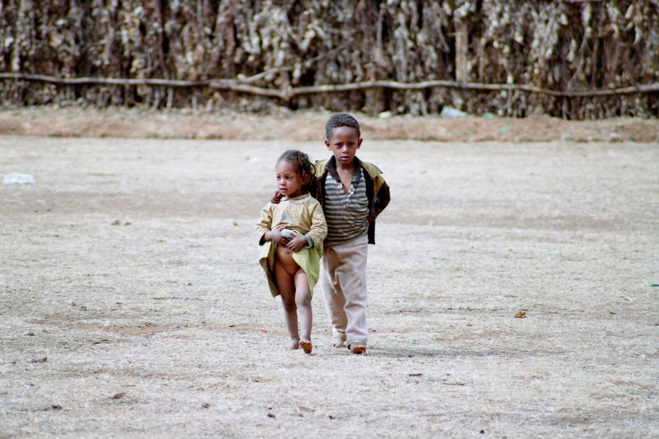 I'll protect you (Ethiopia)...