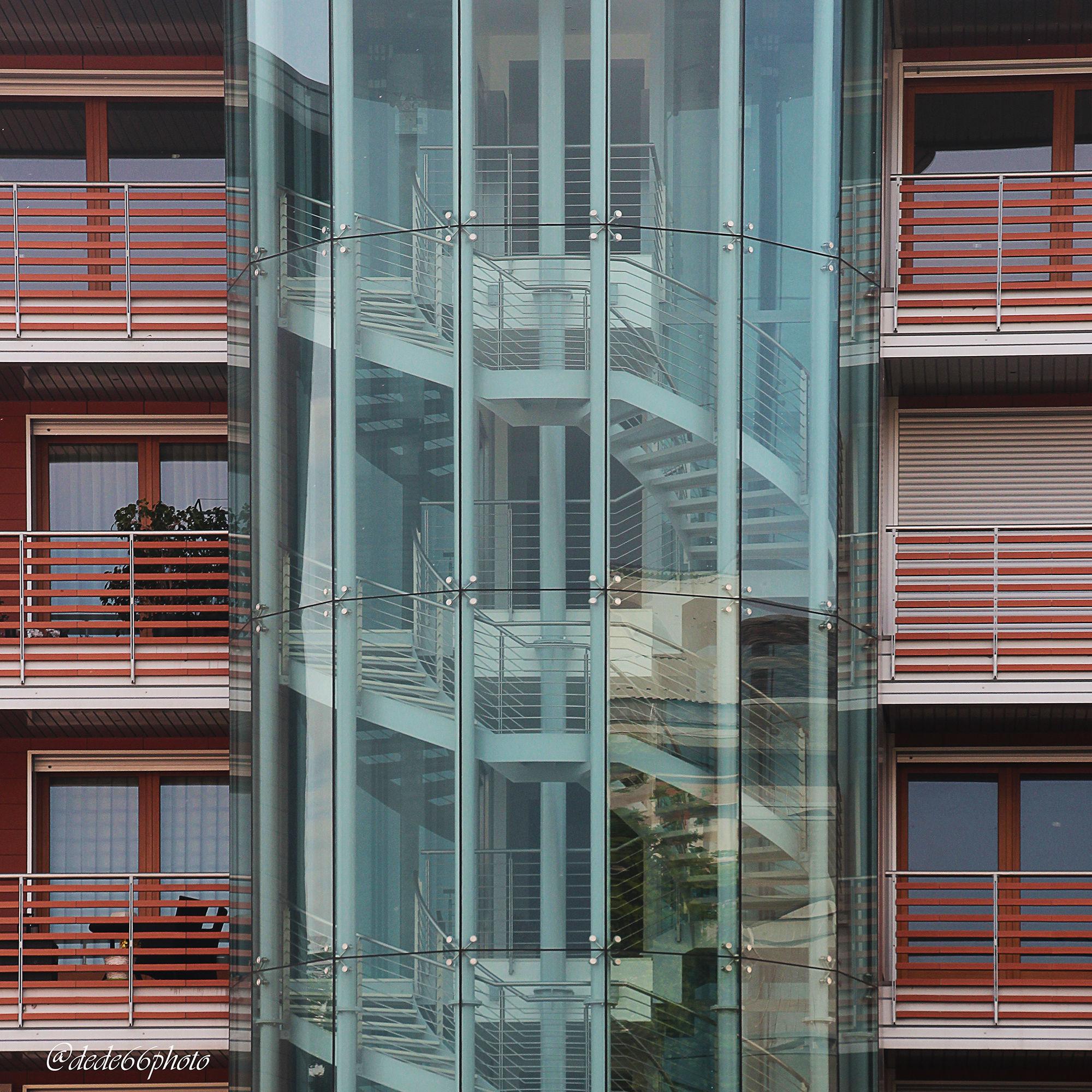 Design: Stairway to Vista...
