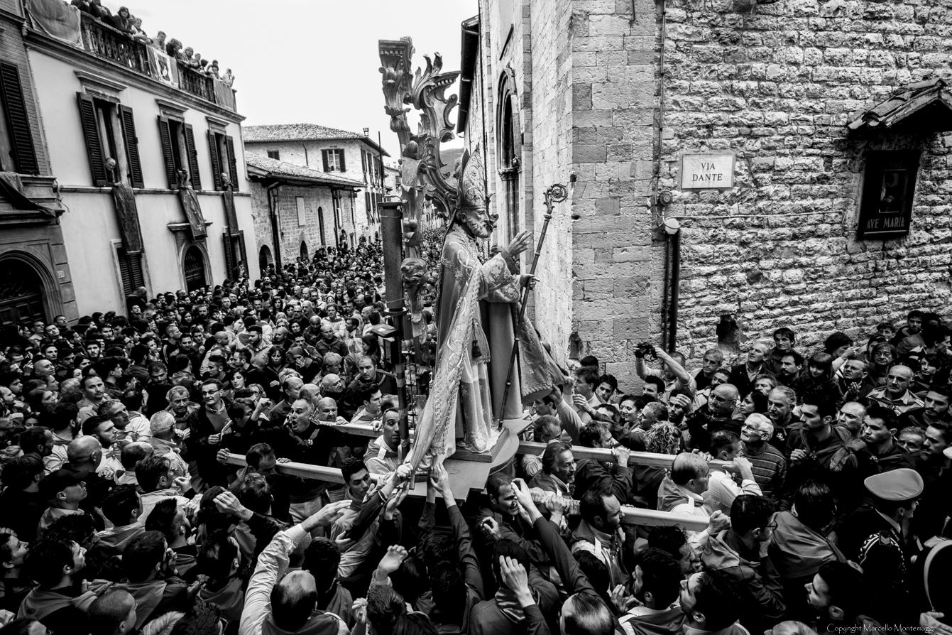 devotion to the saint...