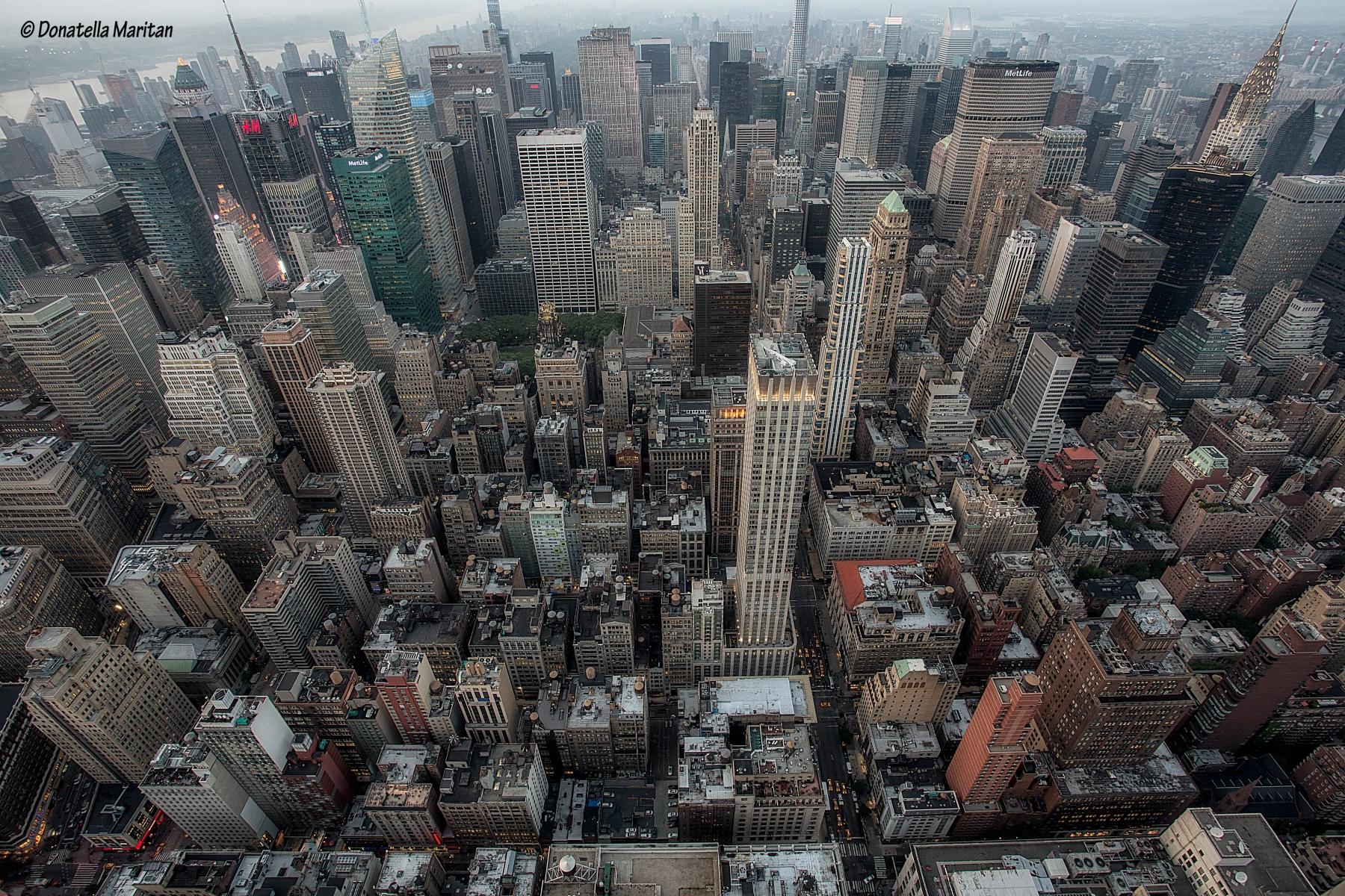 Wow NYC...