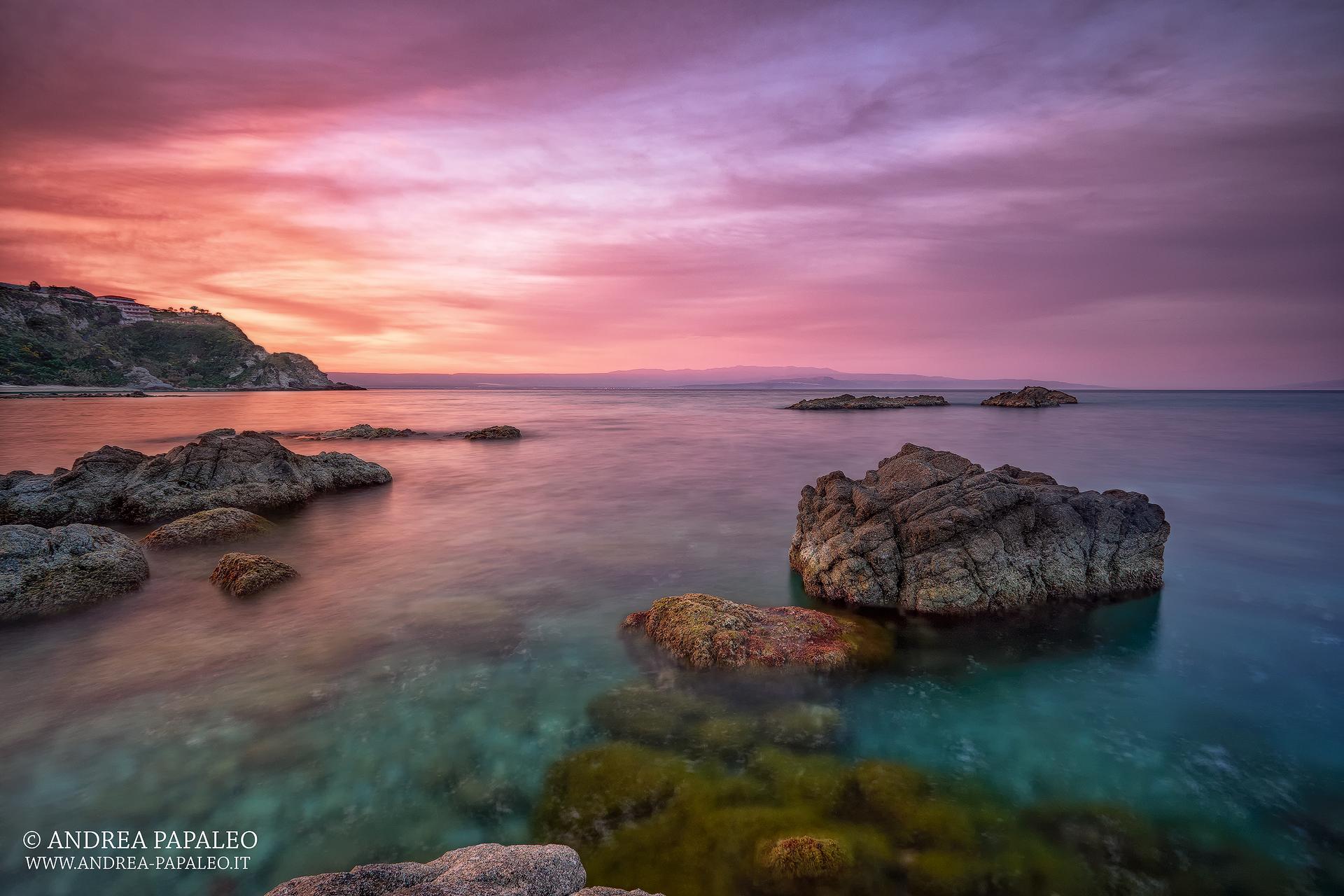 Magical sunrise...